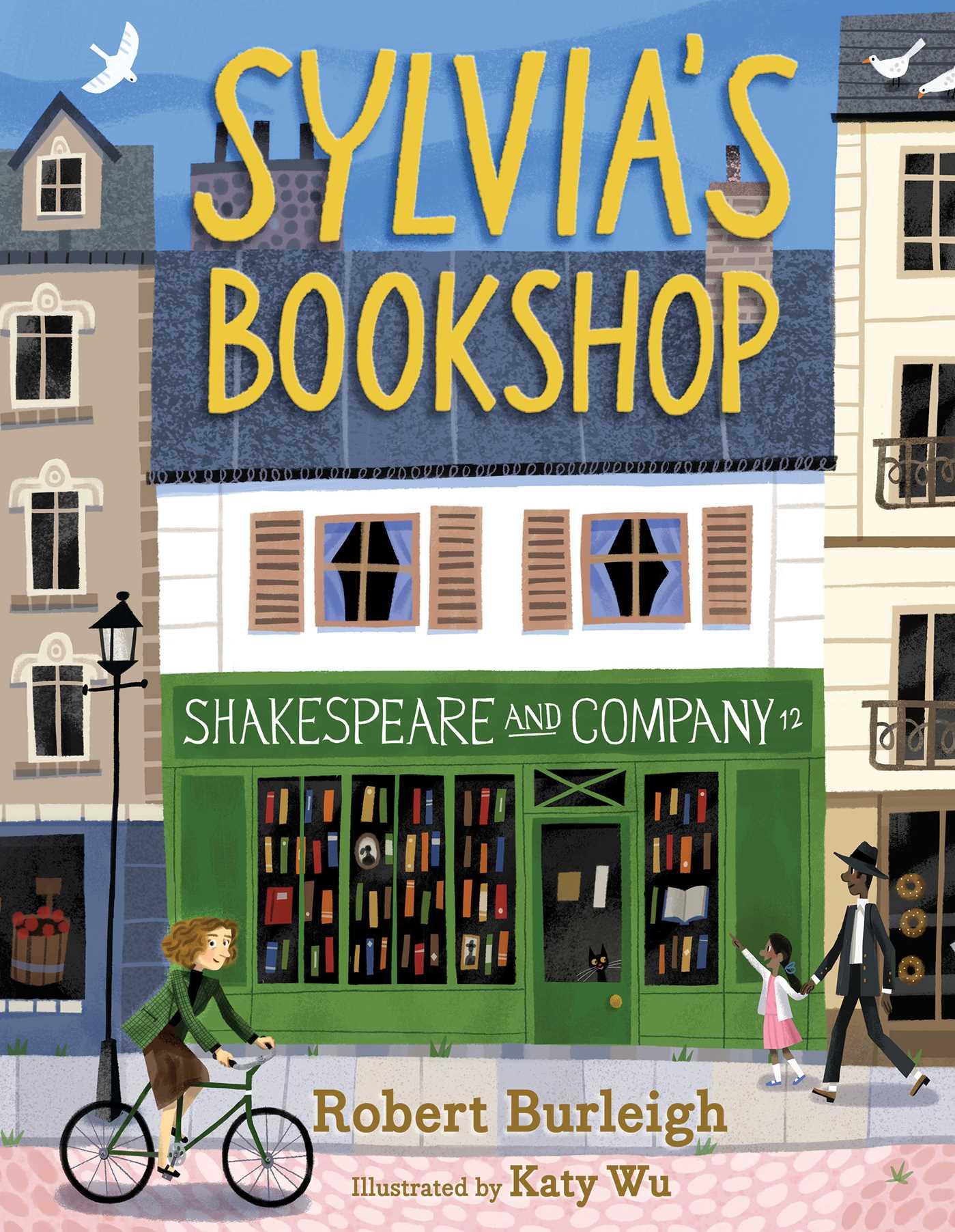 Sylvias bookshop 9781481472456 hr