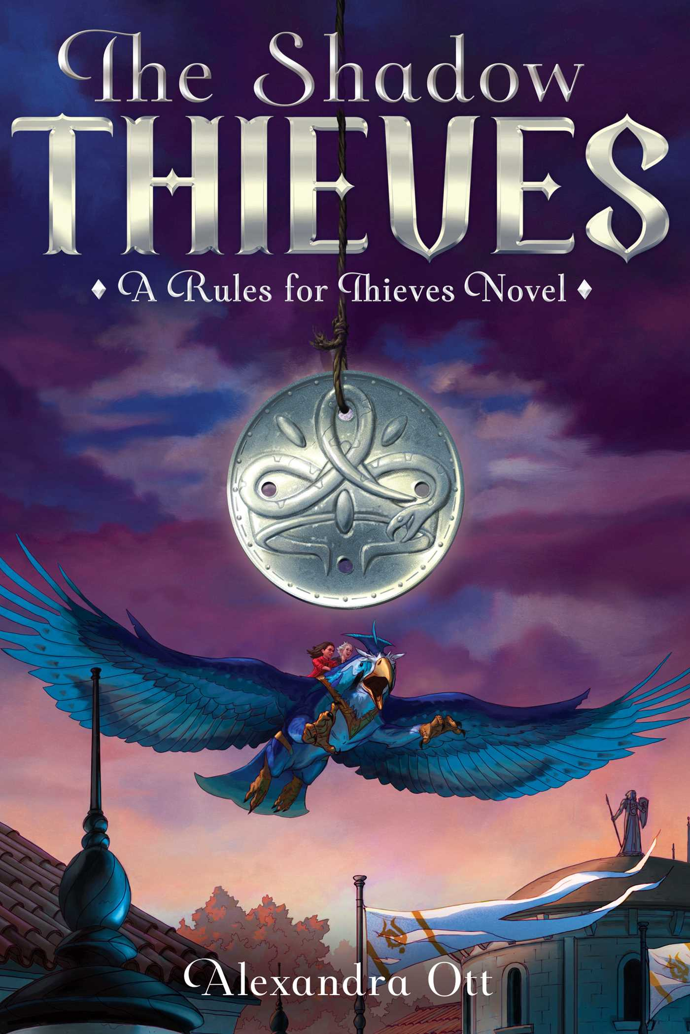 The shadow thieves 9781481472777 hr
