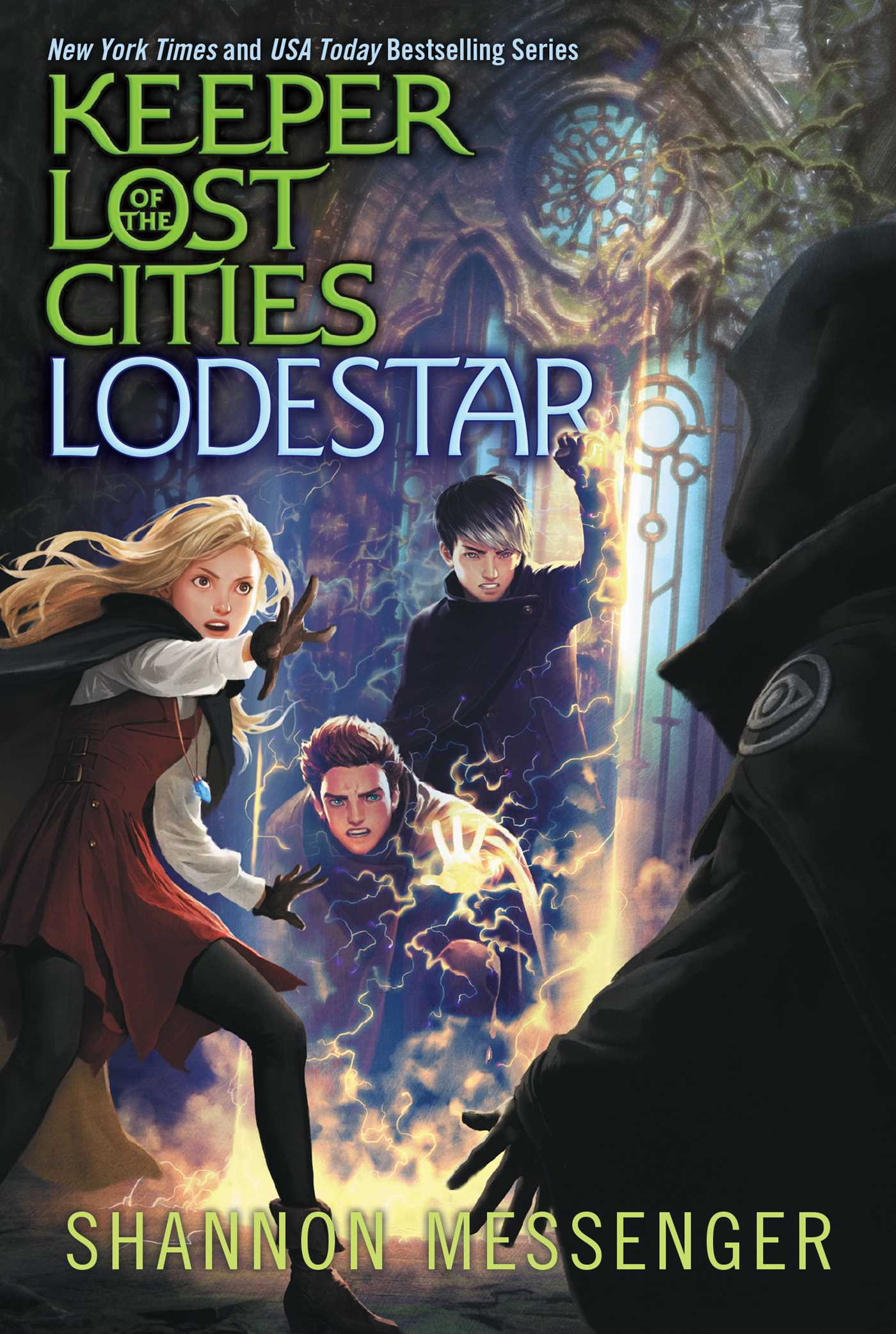 Lodestar Ebook By Shannon Messenger Official Publisher Page
