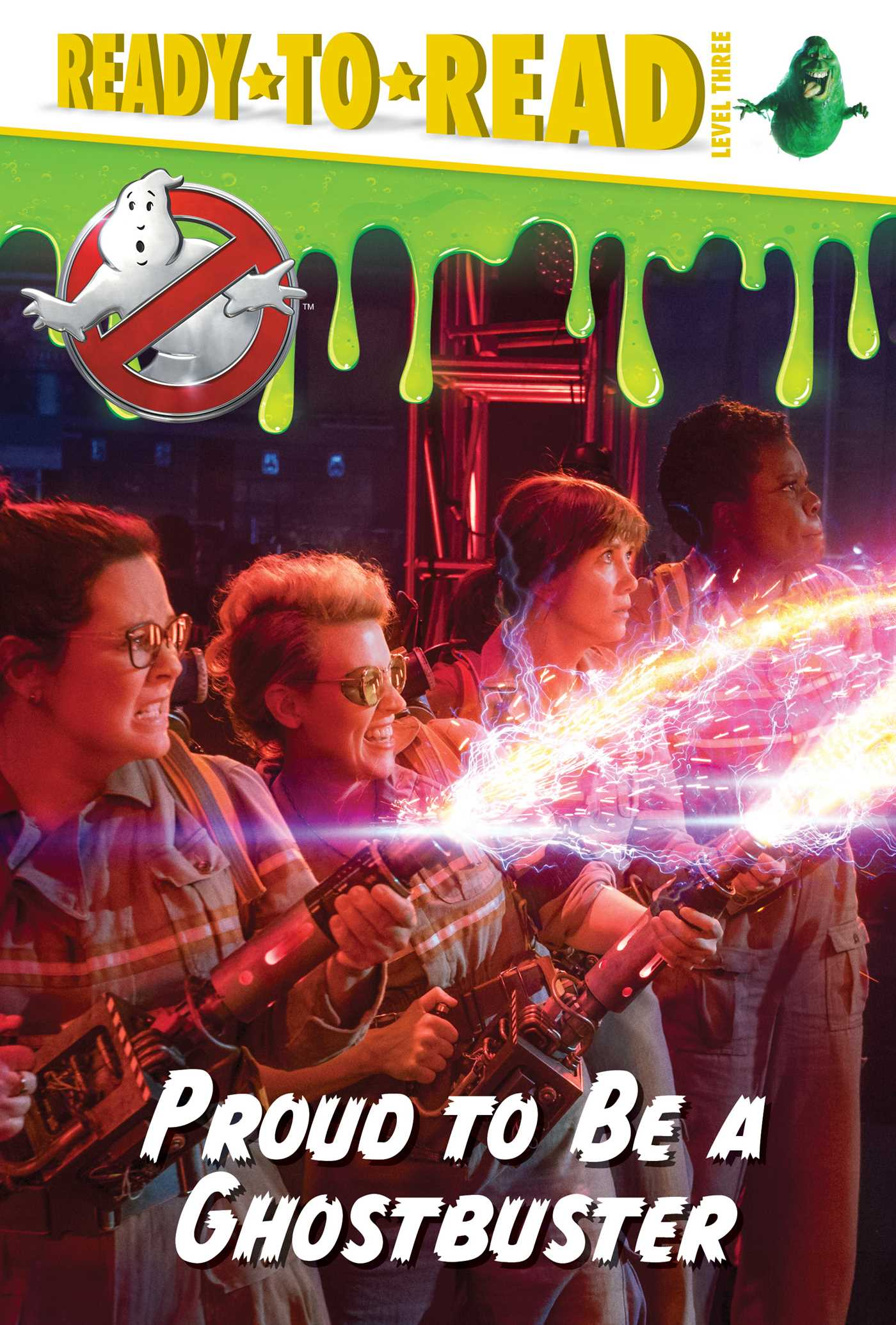 Proud to be a ghostbuster 9781481475037 hr