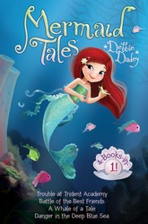 Mermaid Tales 4-Books-in-1!