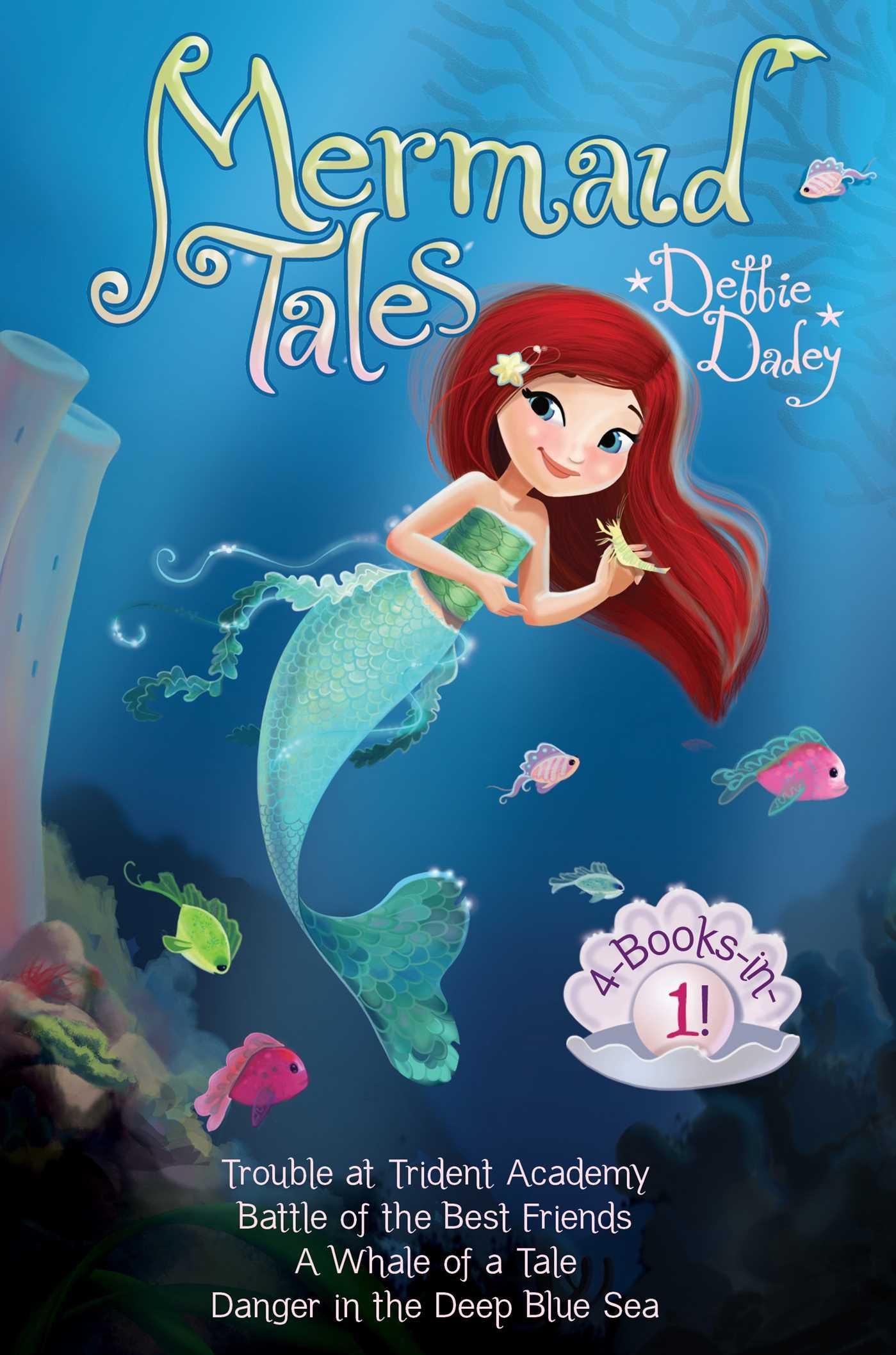 Mermaid tales 4 books in 1 9781481475921 hr