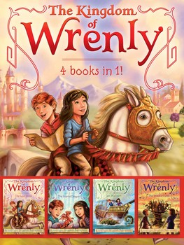 The Kingdom of Wrenly 4 Books in 1!