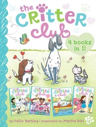 The Critter Club 4 Books in 1! #2