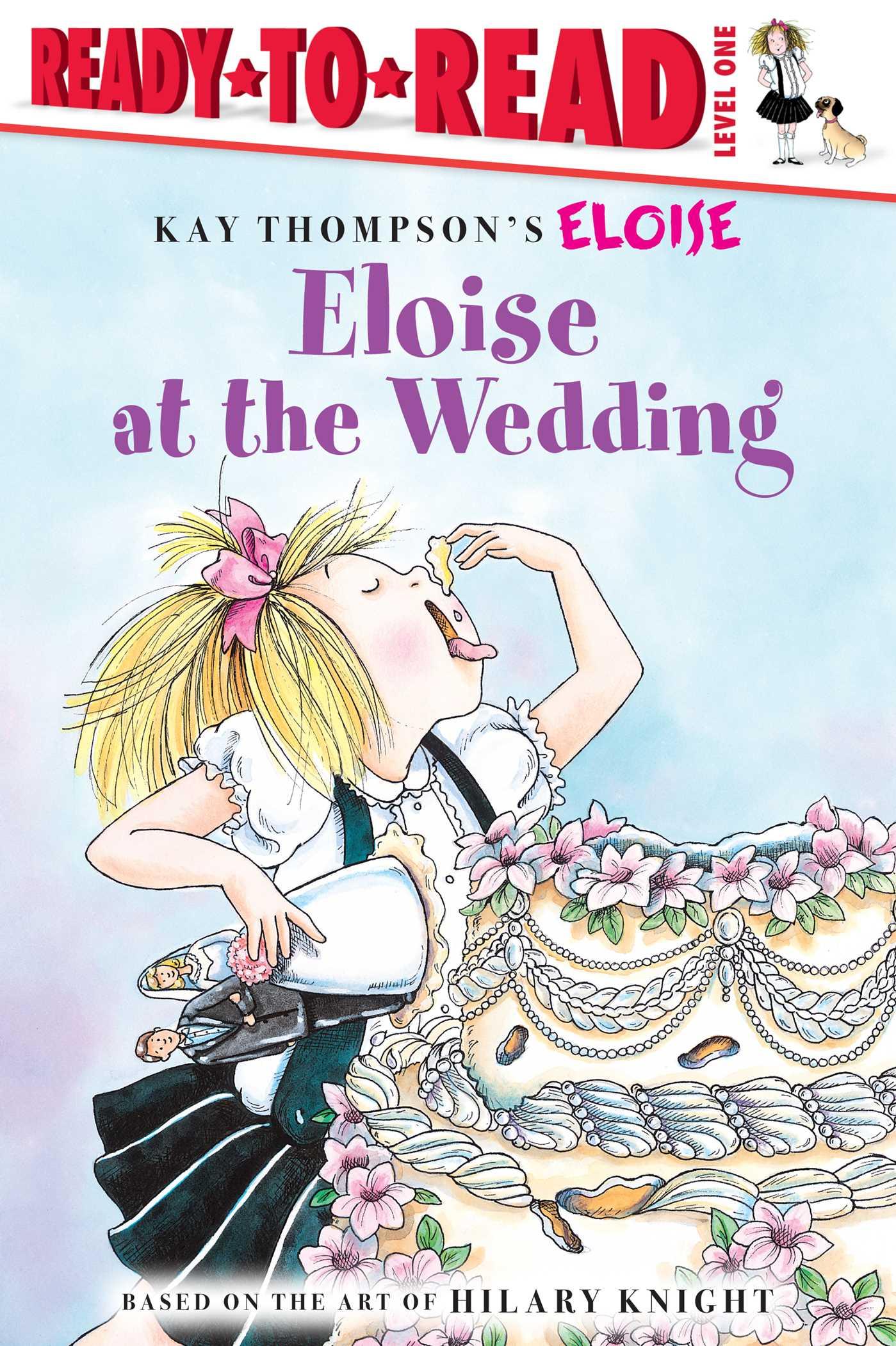 Eloise at the wedding 9781481476799 hr