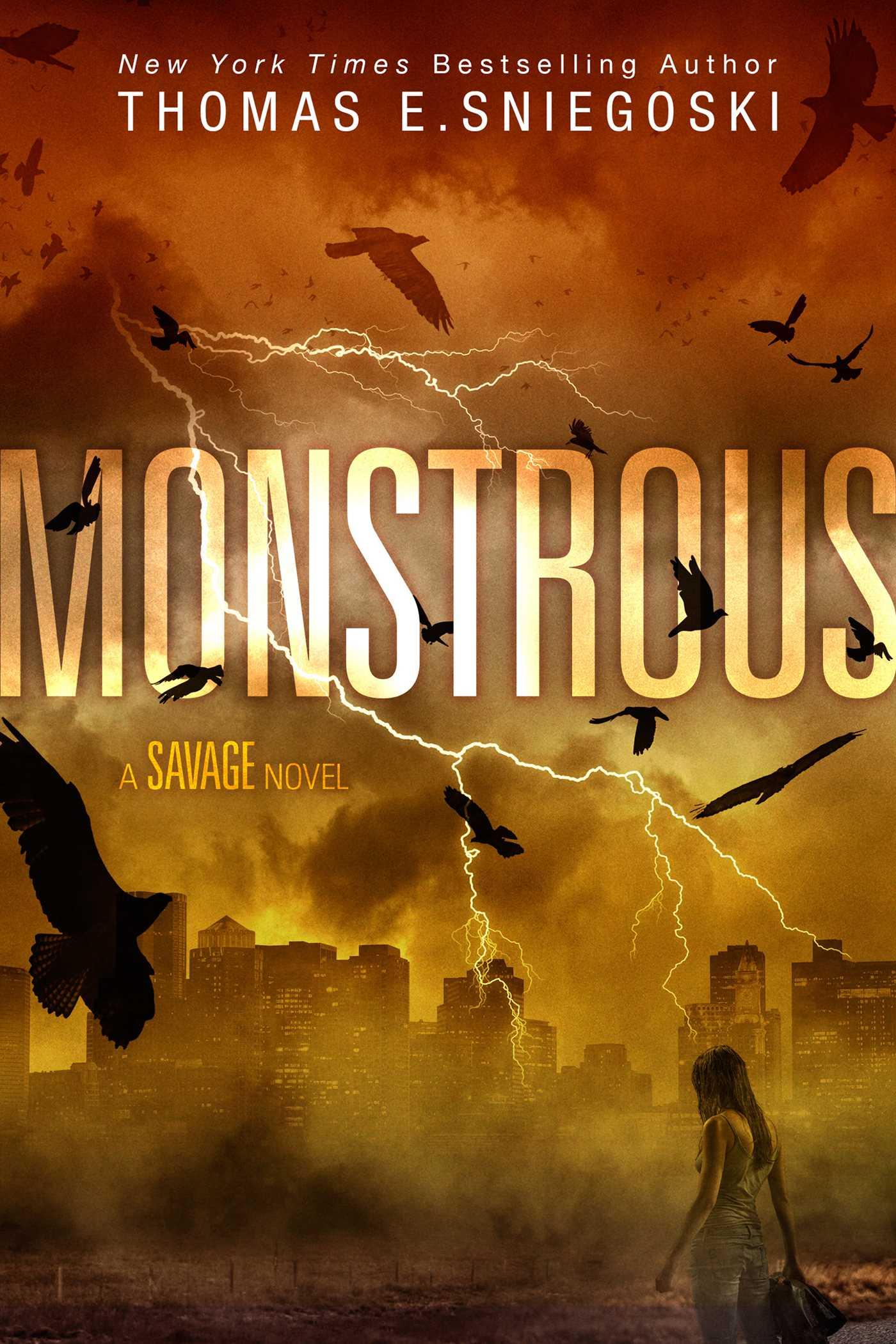 Monstrous 9781481477192 hr