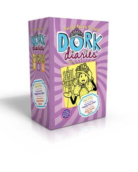 Dork Diaries Books 7-9