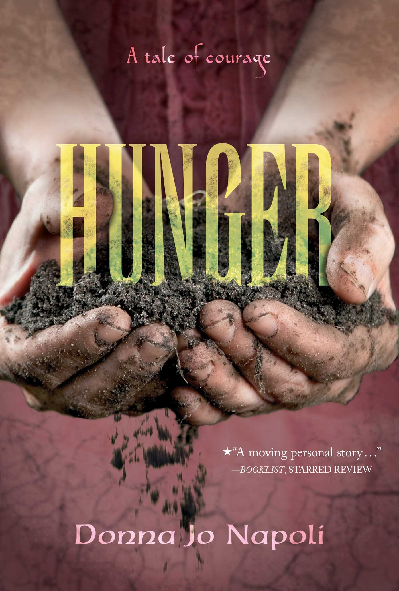 Hunger 9781481477512 hr