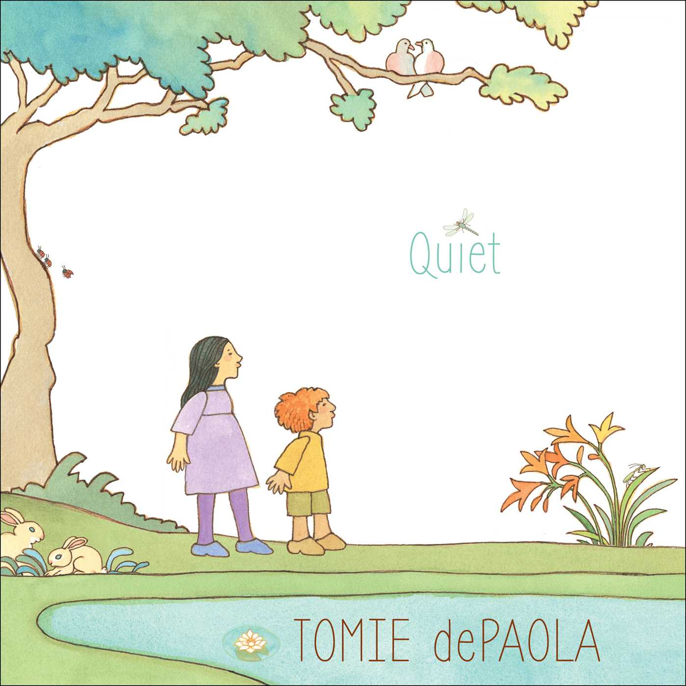 Quiet 9781481477543 hr