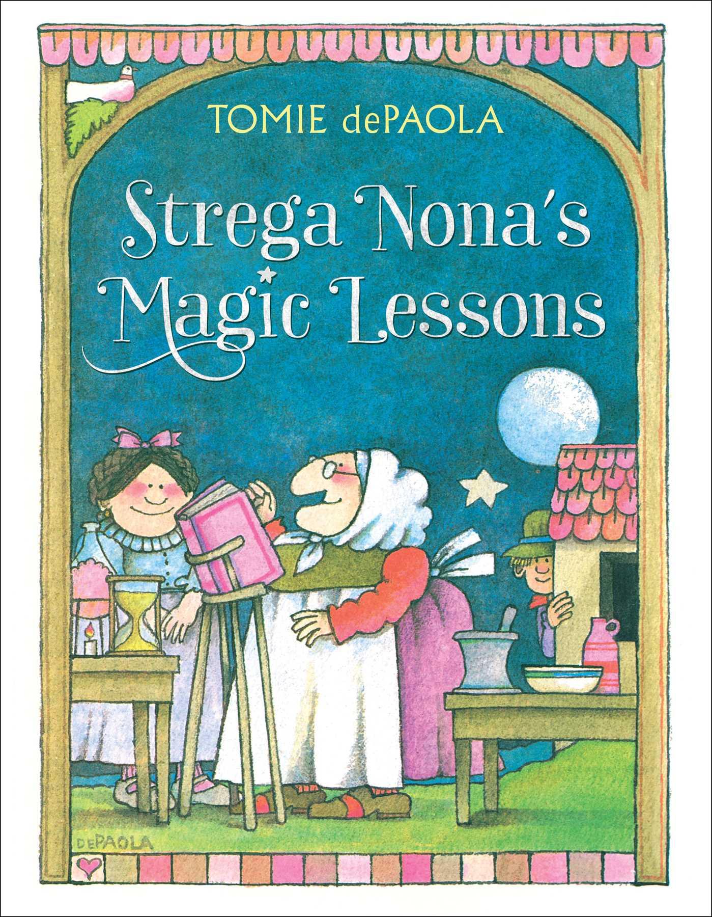 Strega nonas magic lessons 9781481477598 hr