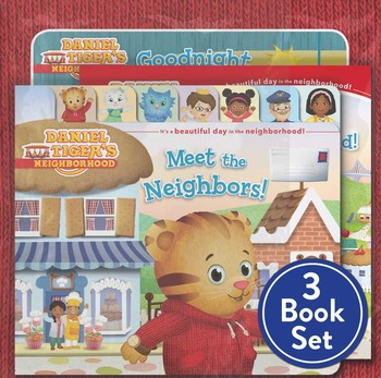 Daniel Tiger Shrink-Wrapped Pack #1