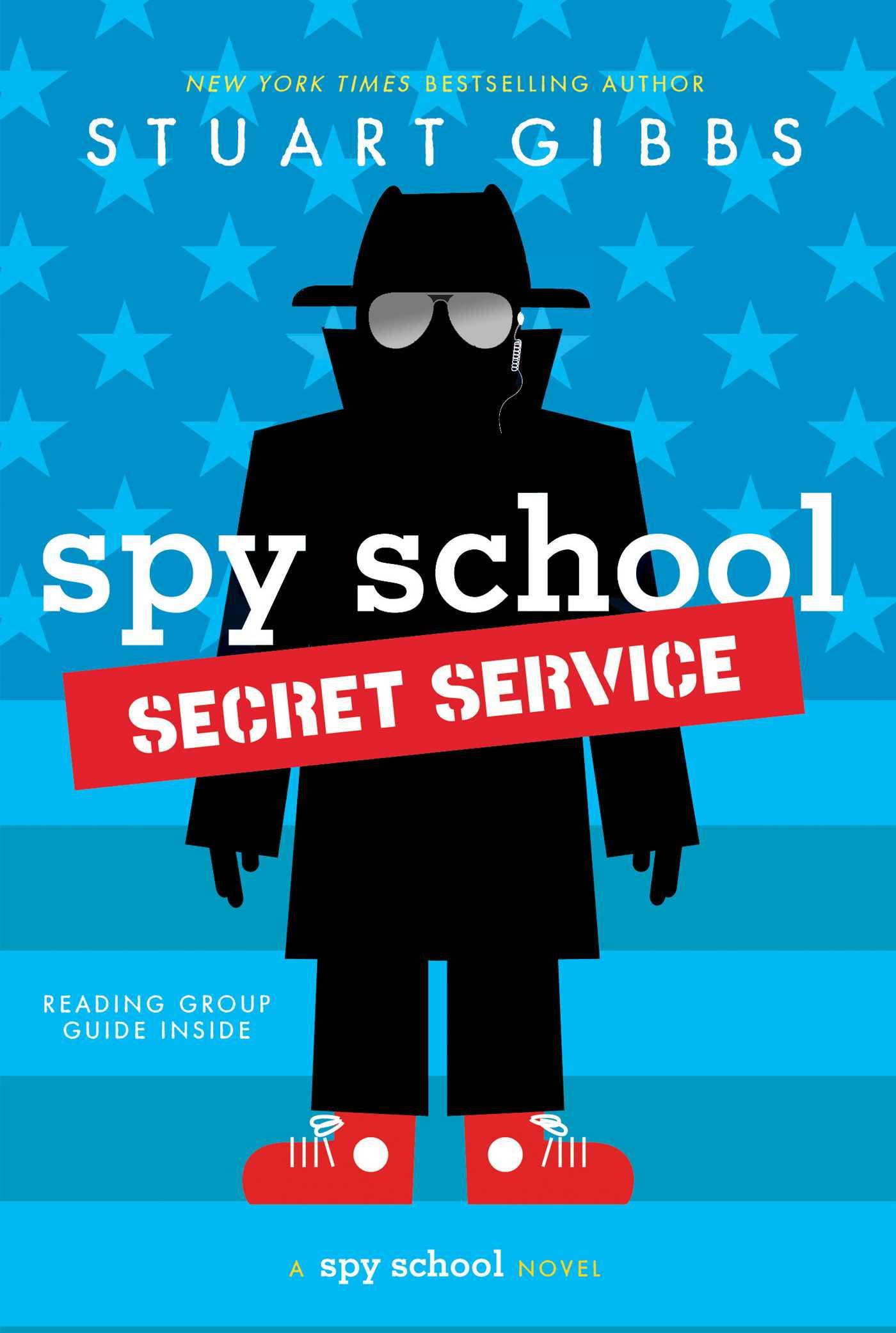 Spy school secret service 9781481477833 hr