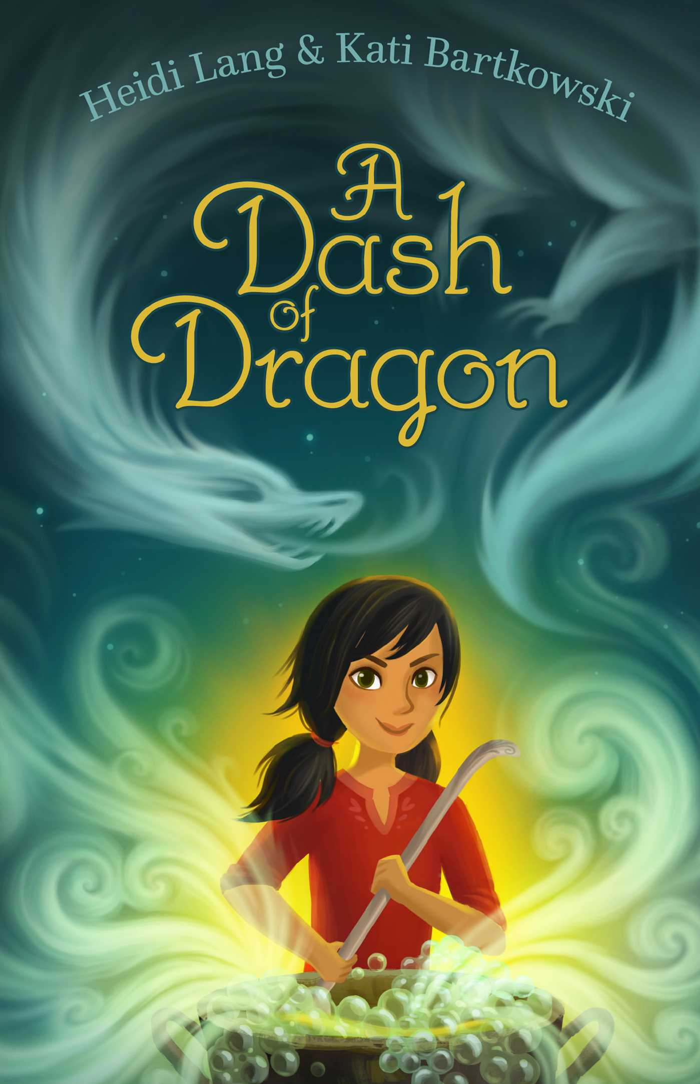 A dash of dragon 9781481477932 hr
