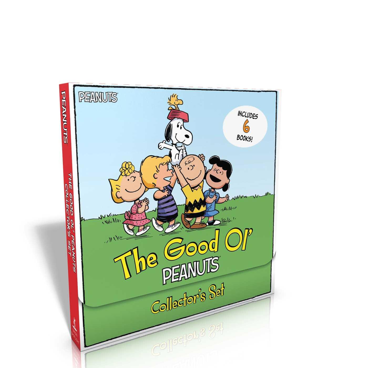 The good ol peanuts collectors set 9781481478076 hr