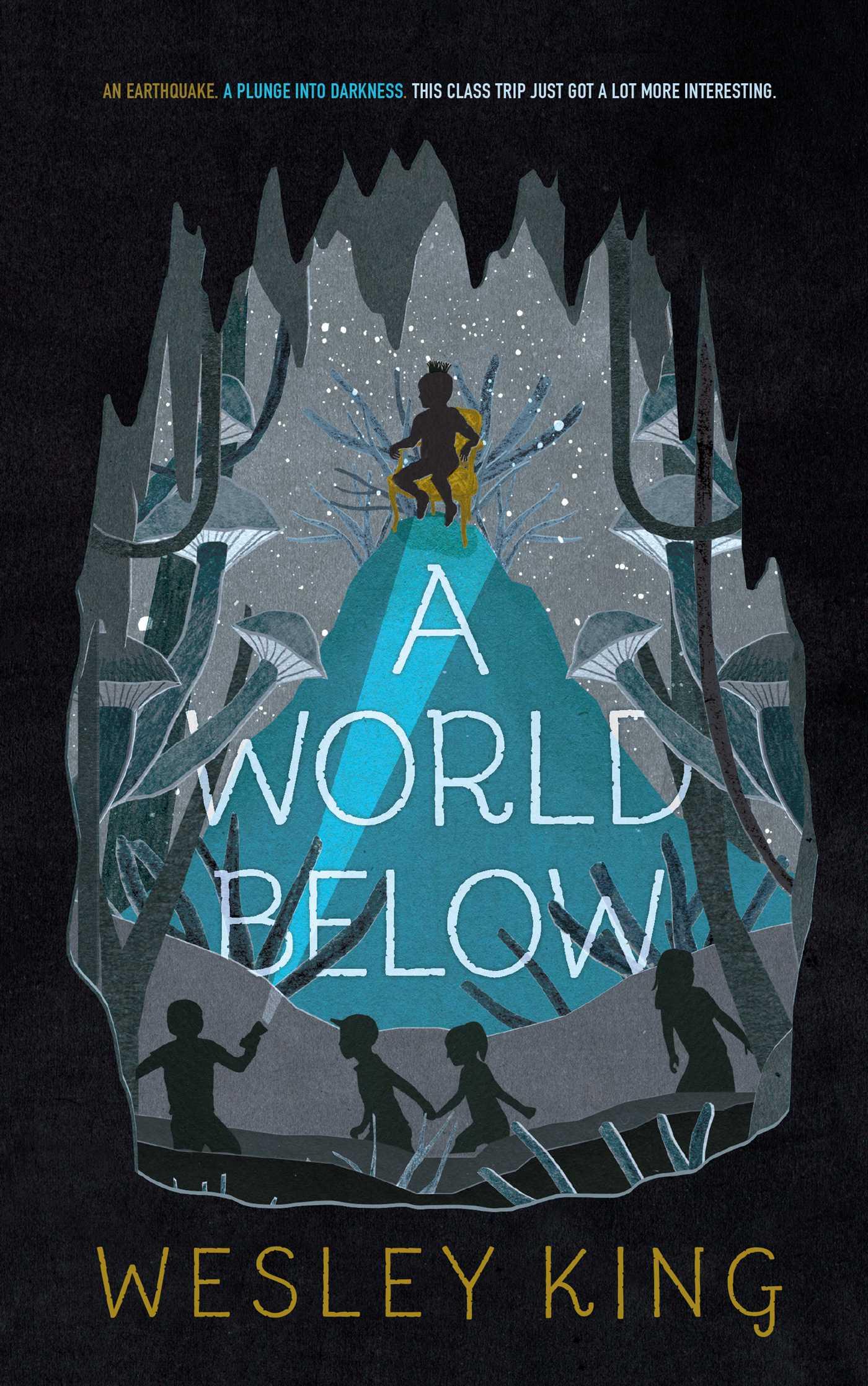 A world below 9781481478229 hr