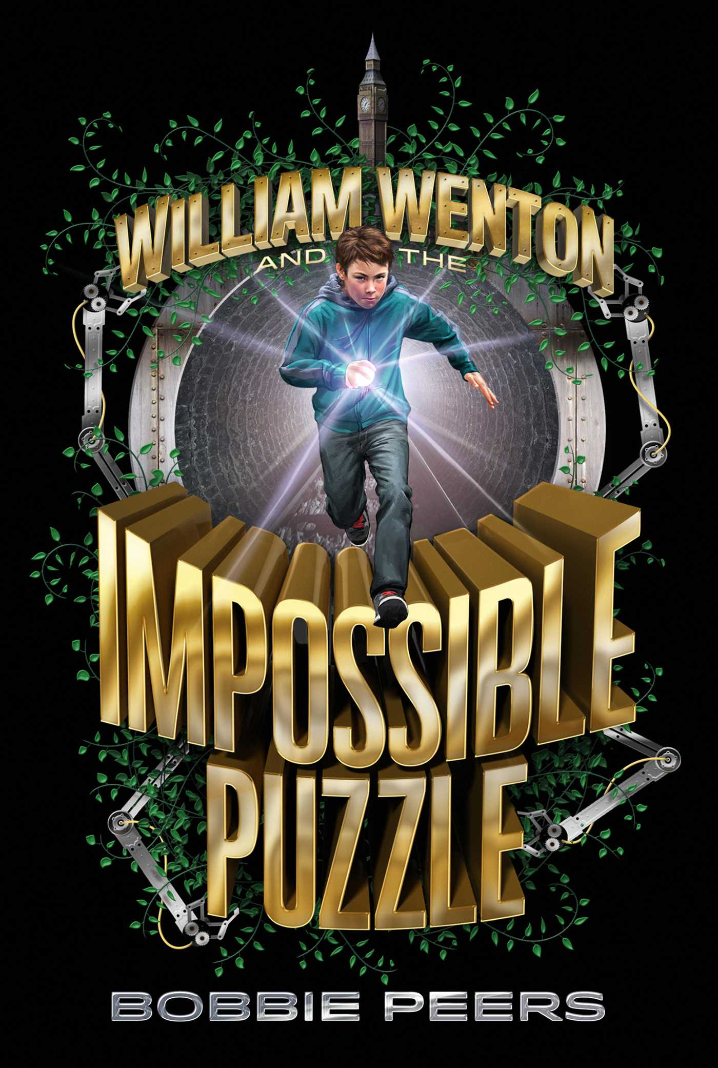 William wenton and the impossible puzzle 9781481478267 hr