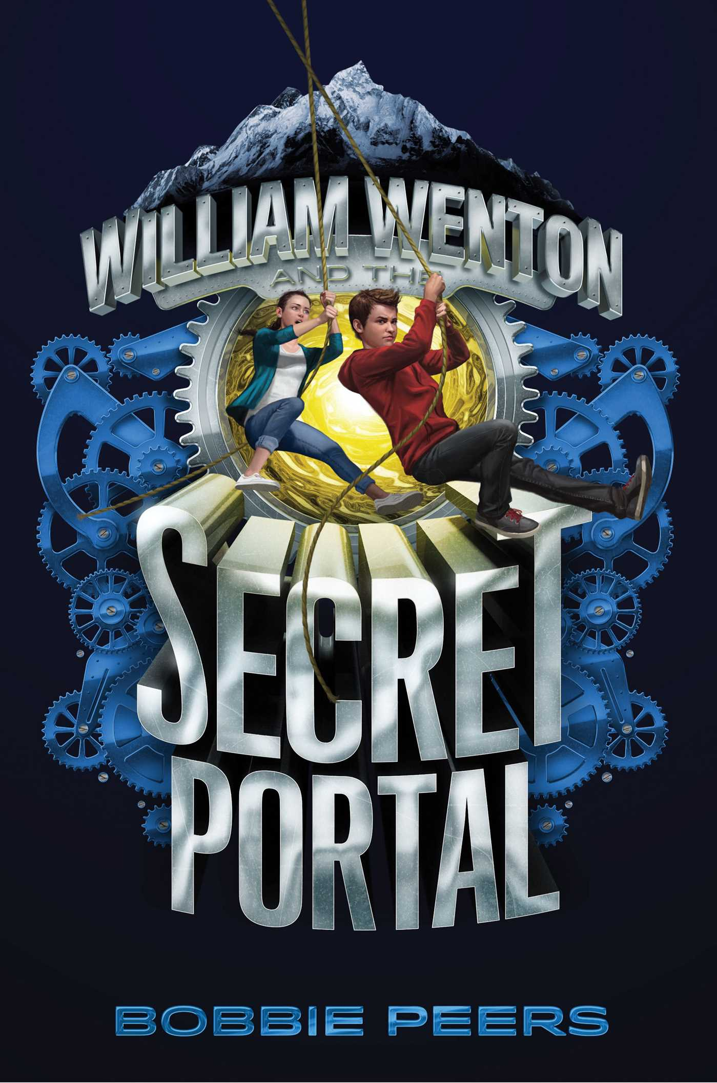 William wenton and the secret portal 9781481478281 hr