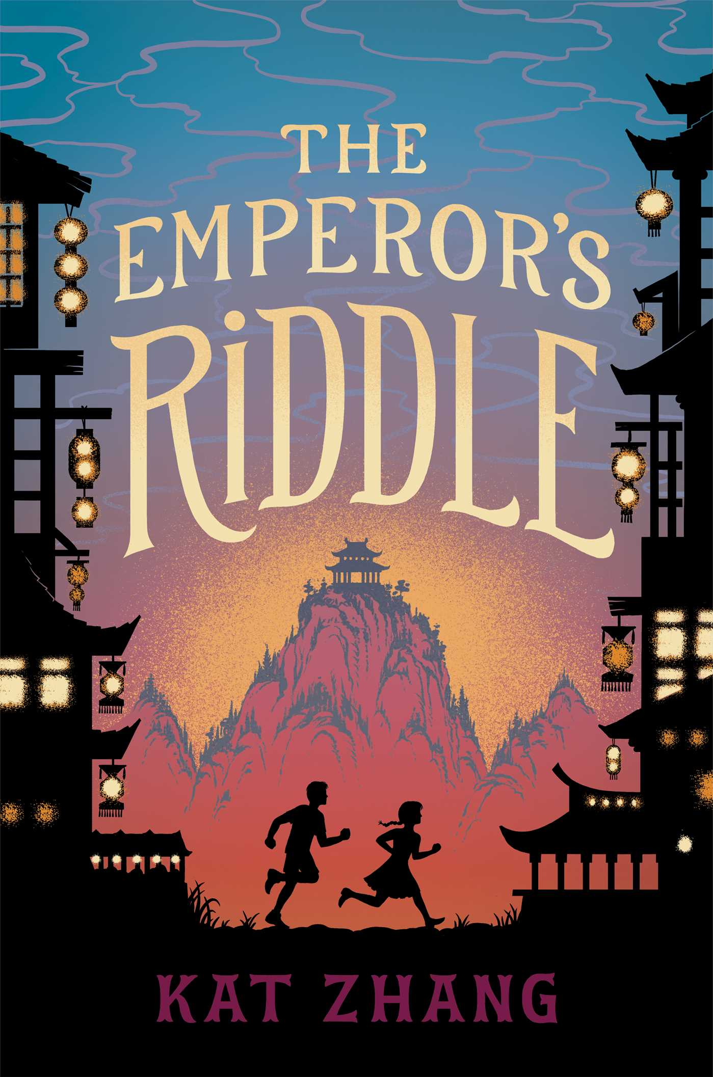 The emperors riddle 9781481478625 hr