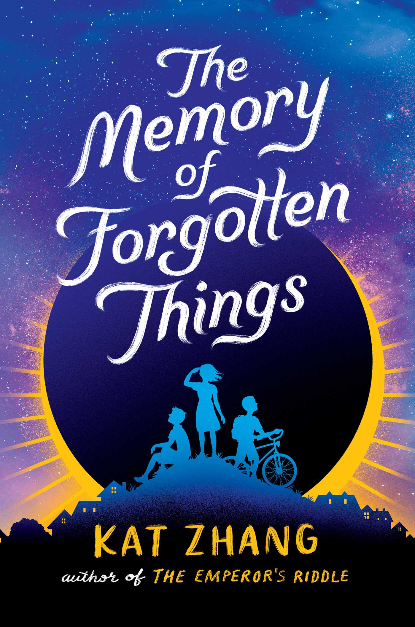 the memory of forgotten things ebook by kat zhang official