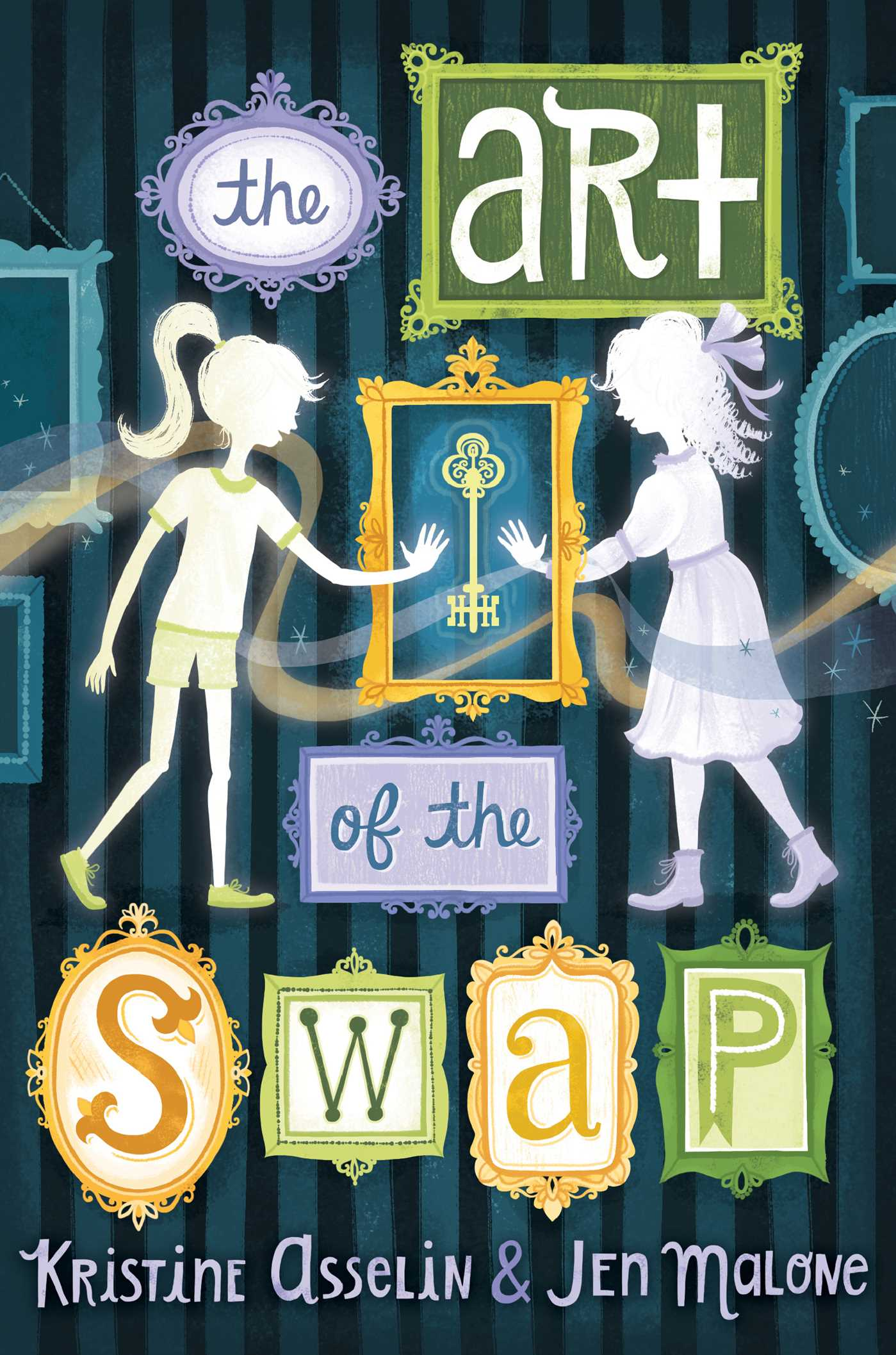 The art of the swap 9781481478717 hr