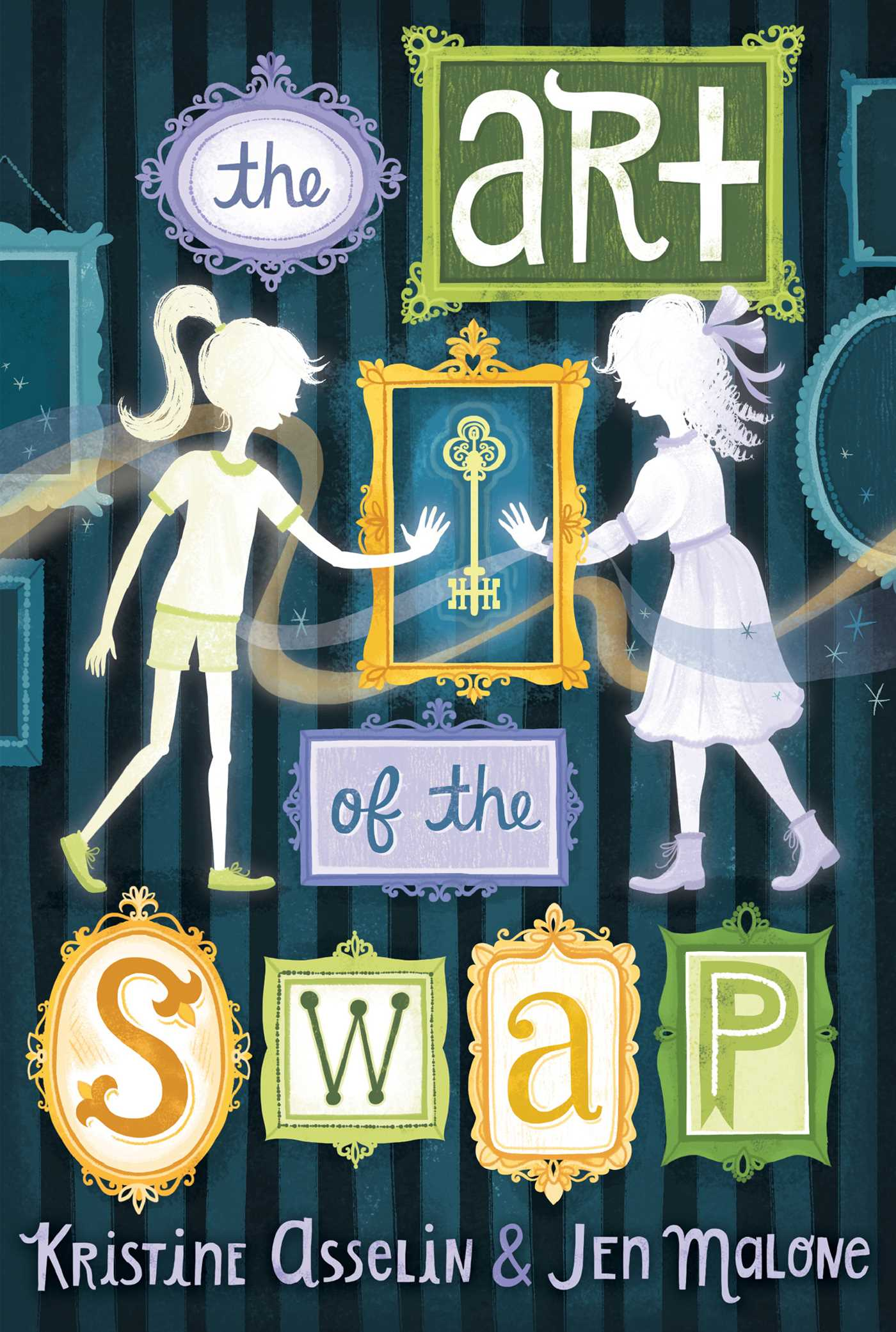 The art of the swap 9781481478731 hr