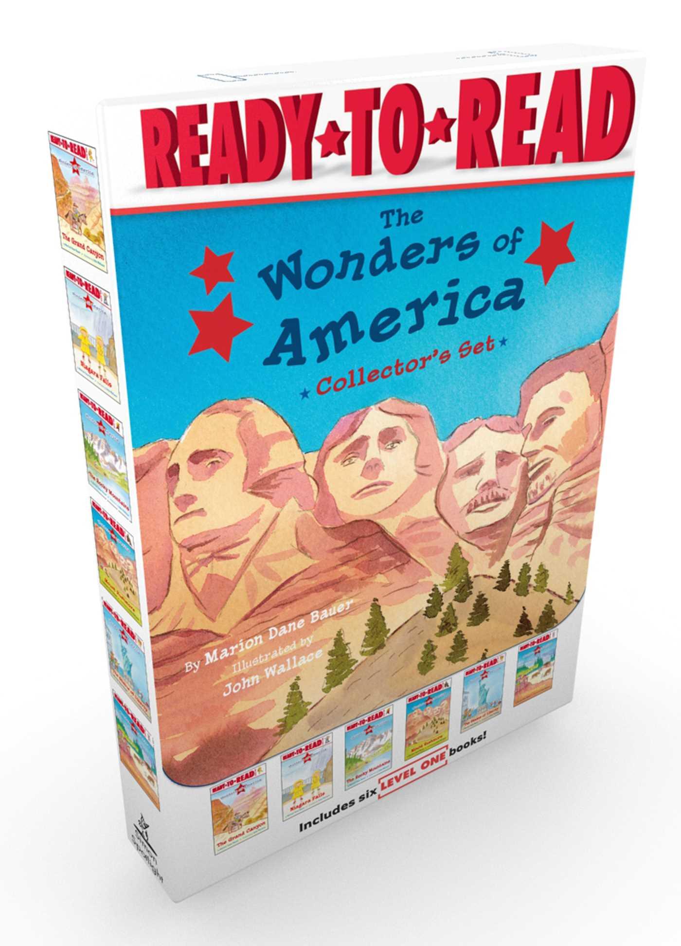 The wonders of america collectors set 9781481478878 hr