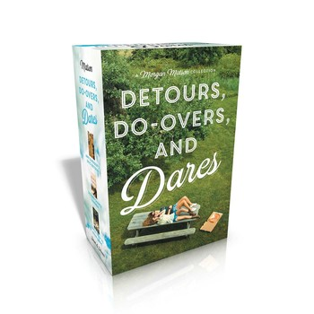 detours do overs and dares a morgan matson collection book by