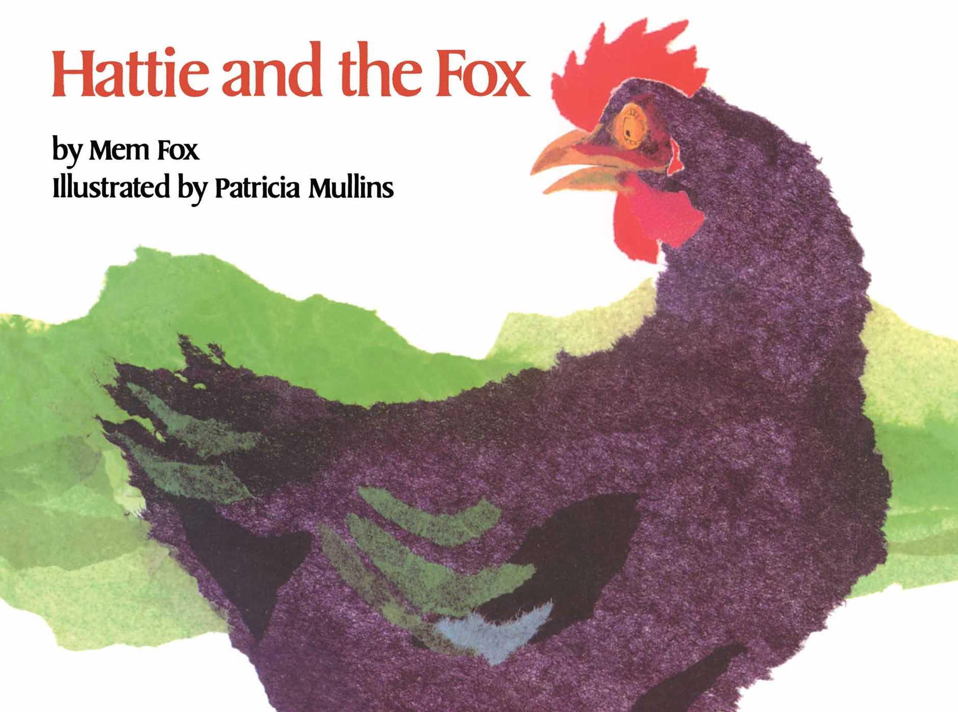 Hattie and the fox 9781481479295 hr