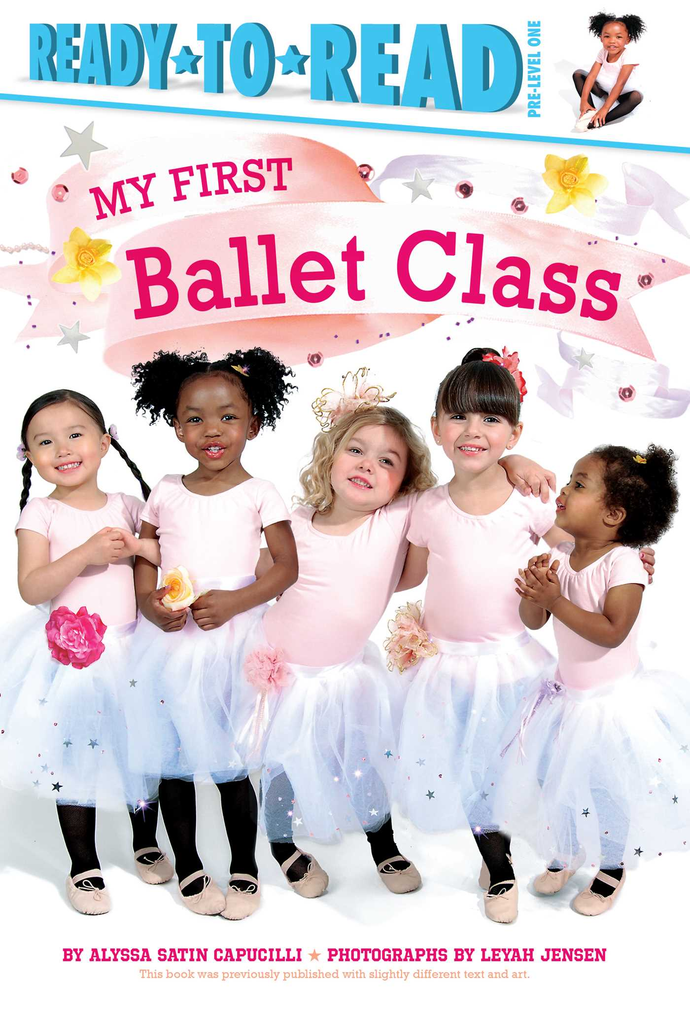 My first ballet class 9781481479349 hr