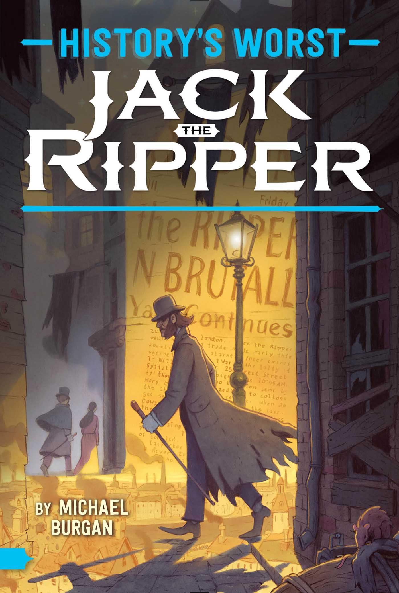 Jack the ripper 9781481479448 hr