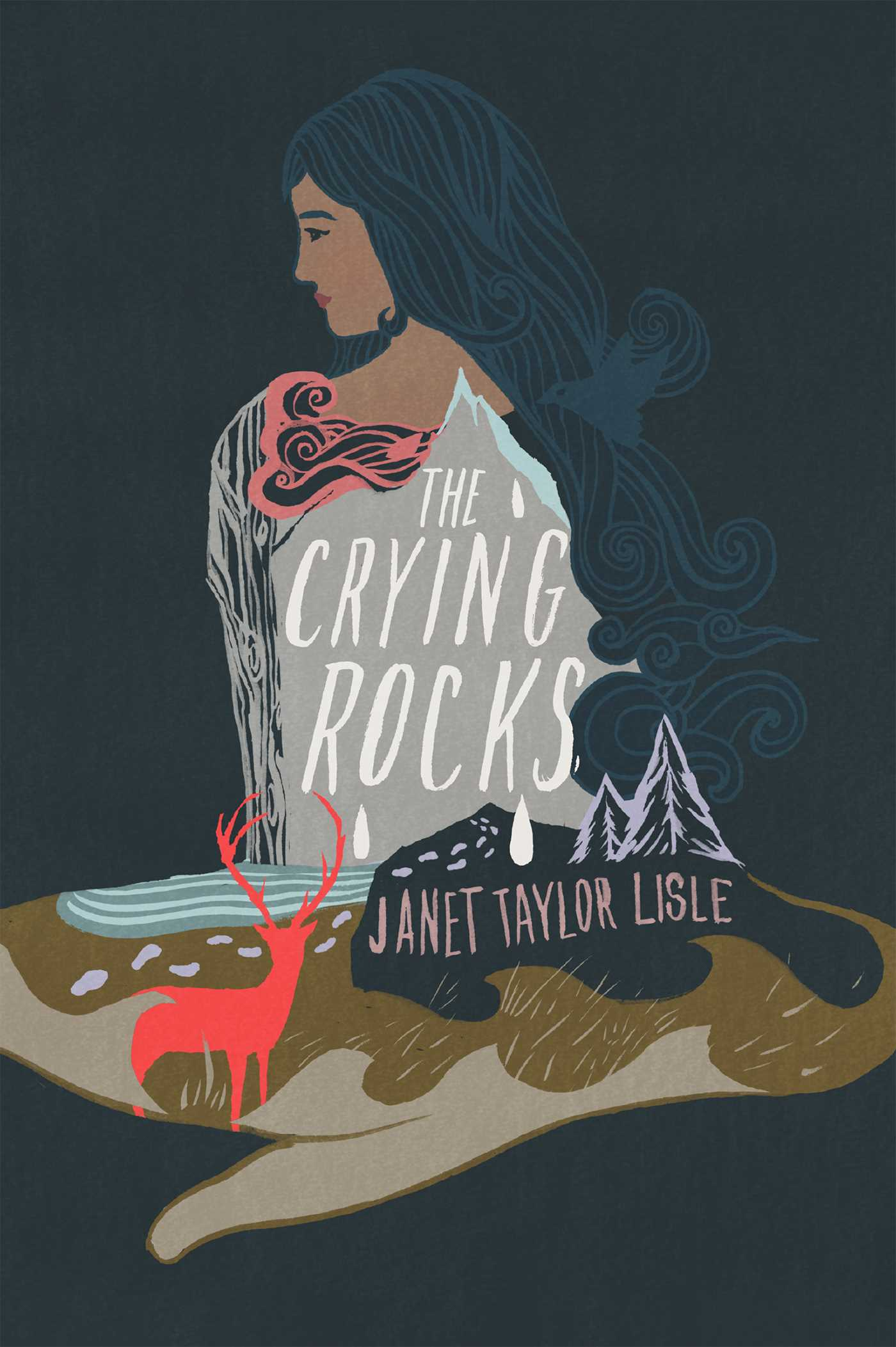 The crying rocks 9781481479769 hr