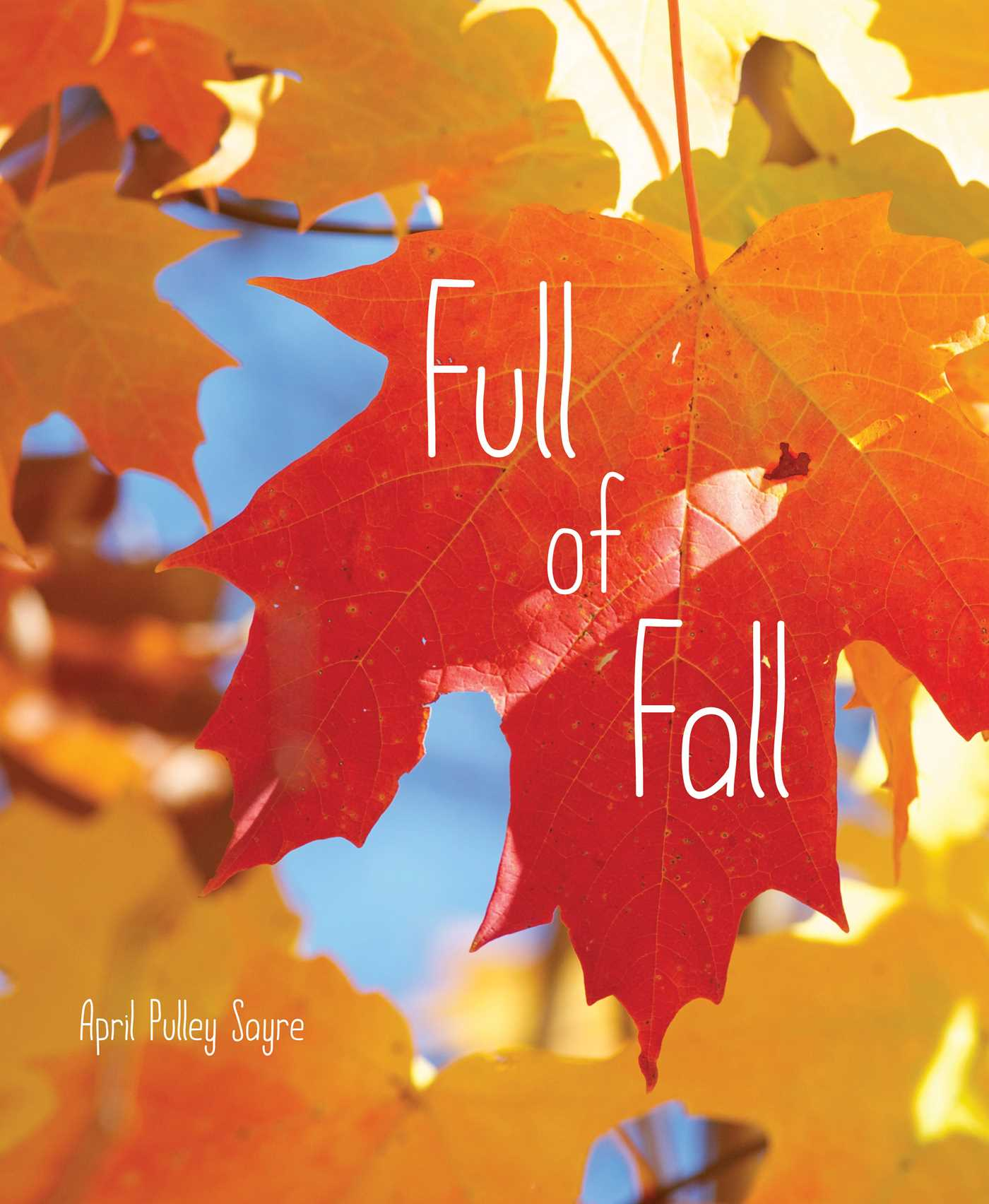 Full of fall 9781481479844 hr
