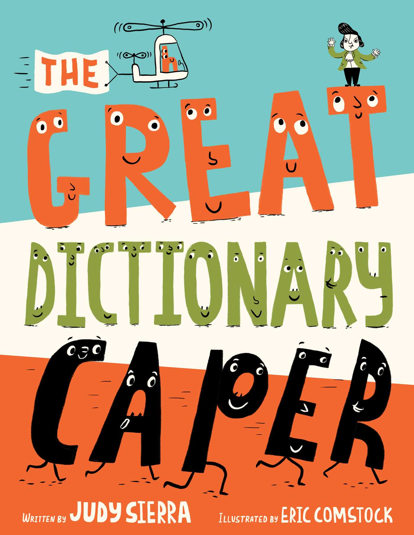 The great dictionary caper 9781481480055 hr