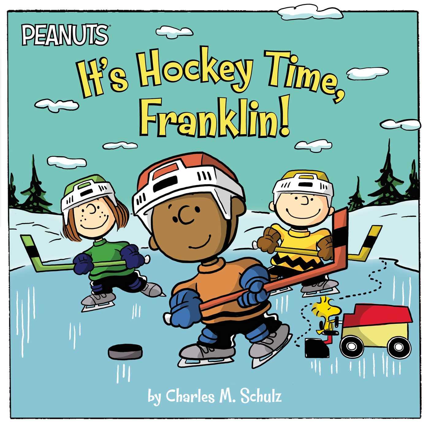 Its hockey time franklin 9781481480116 hr