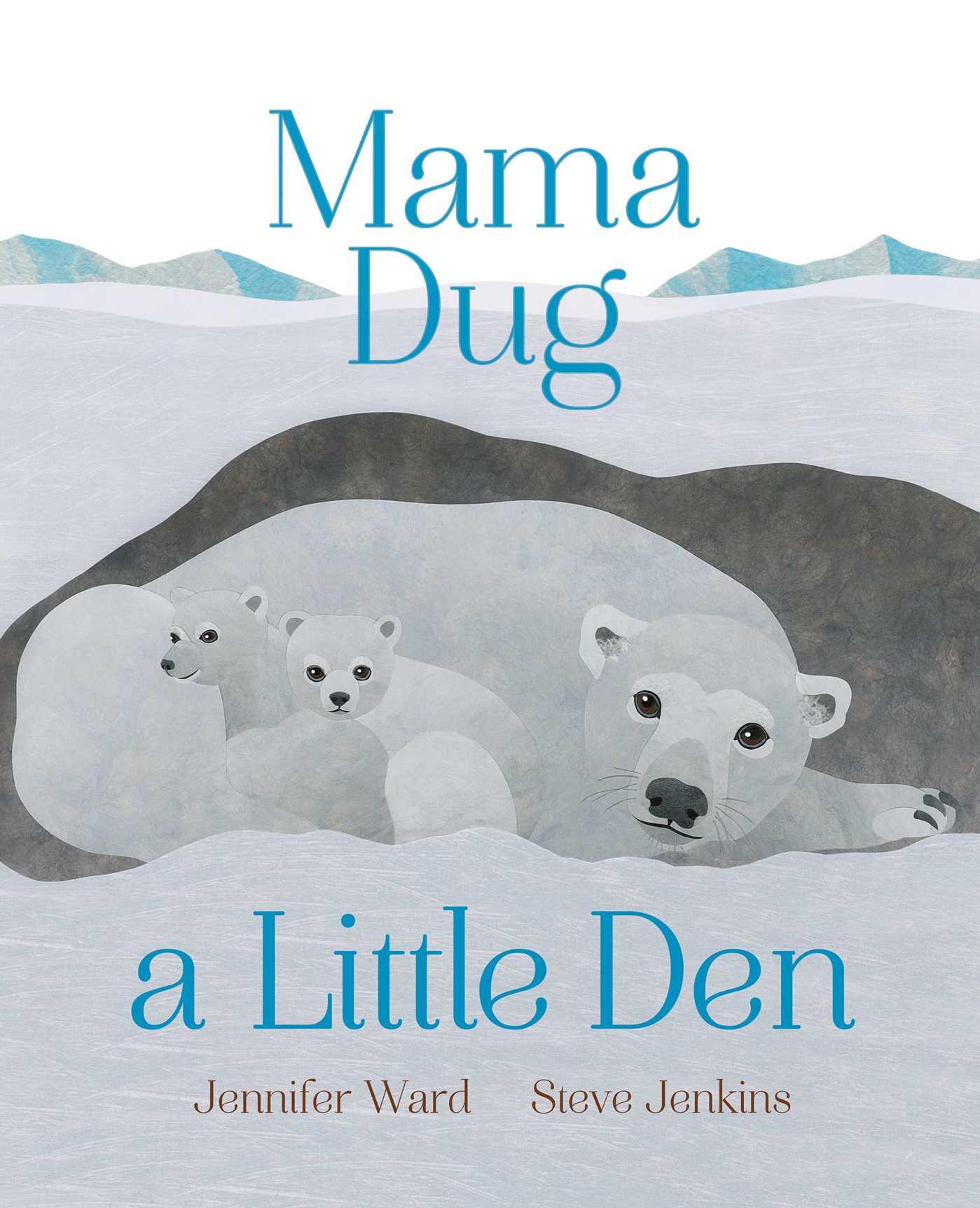 Mama dug a little den 9781481480376 hr