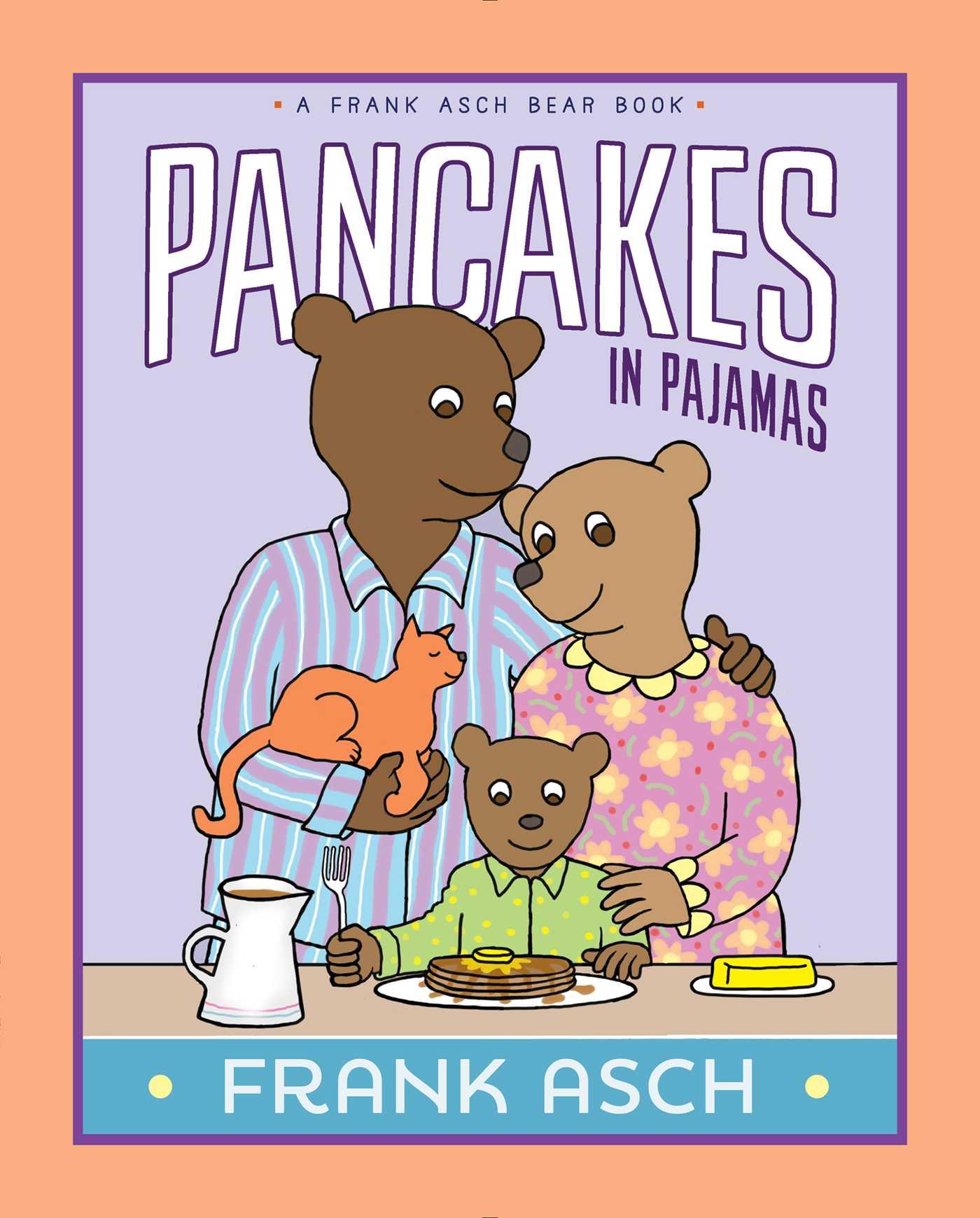 Pancakes in pajamas 9781481480628 hr