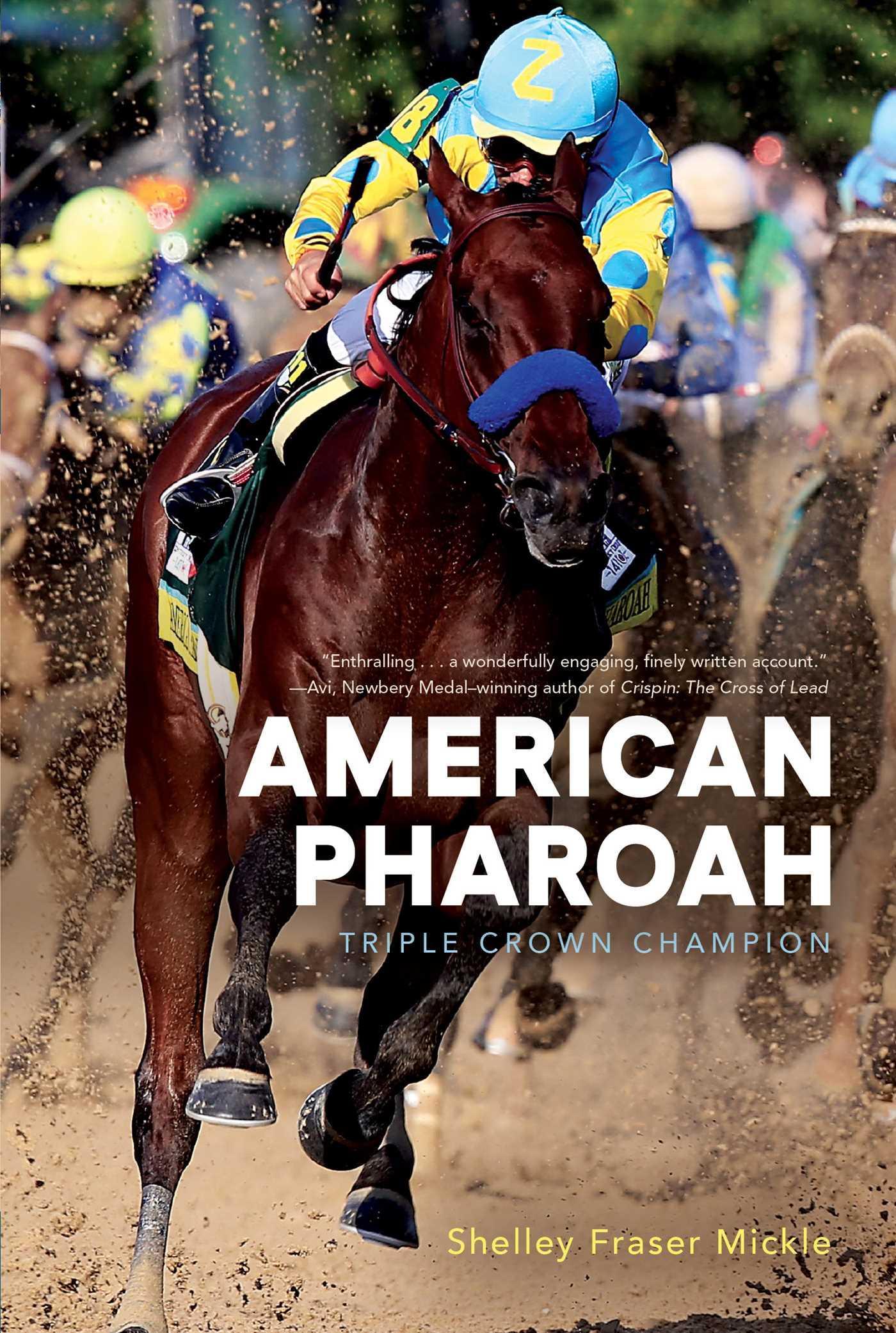 American pharoah 9781481480727 hr