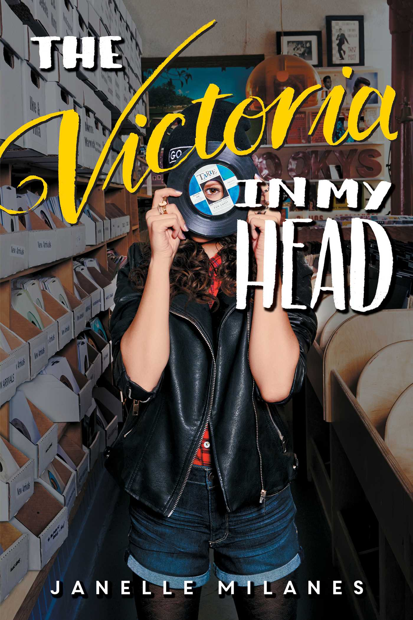 The victoria in my head 9781481480901 hr