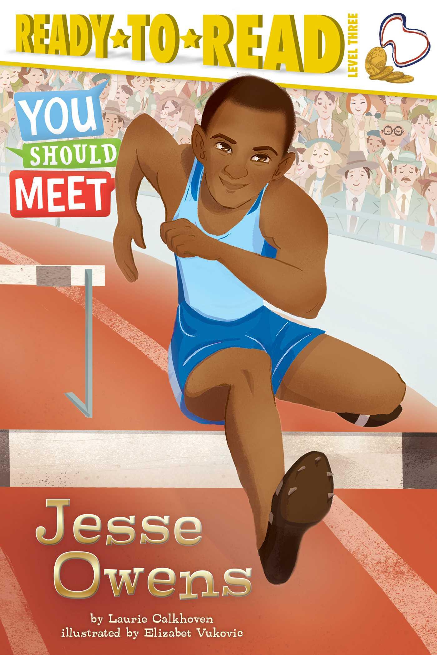 Jesse owens 9781481480956 hr