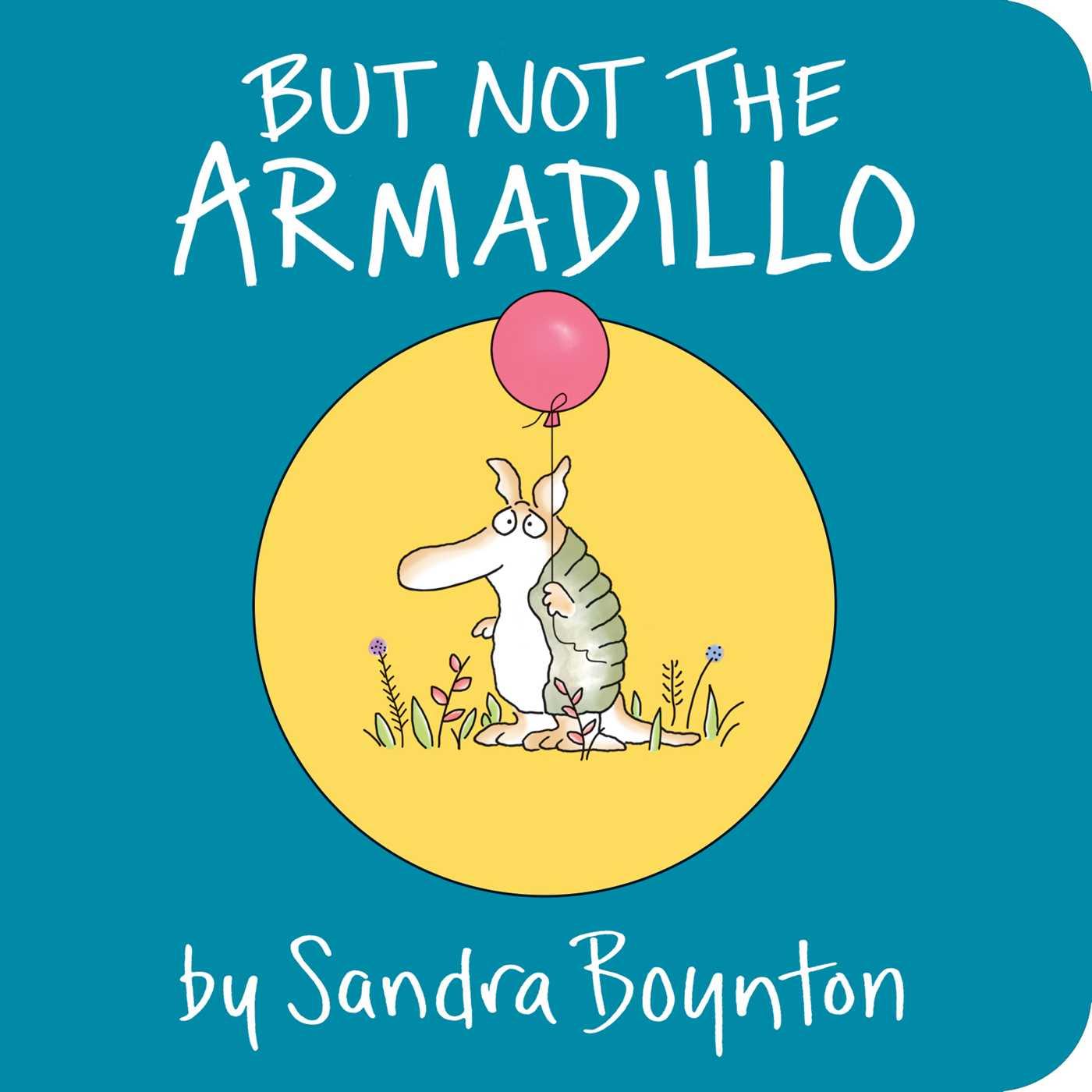 Book By Sandra Boynton