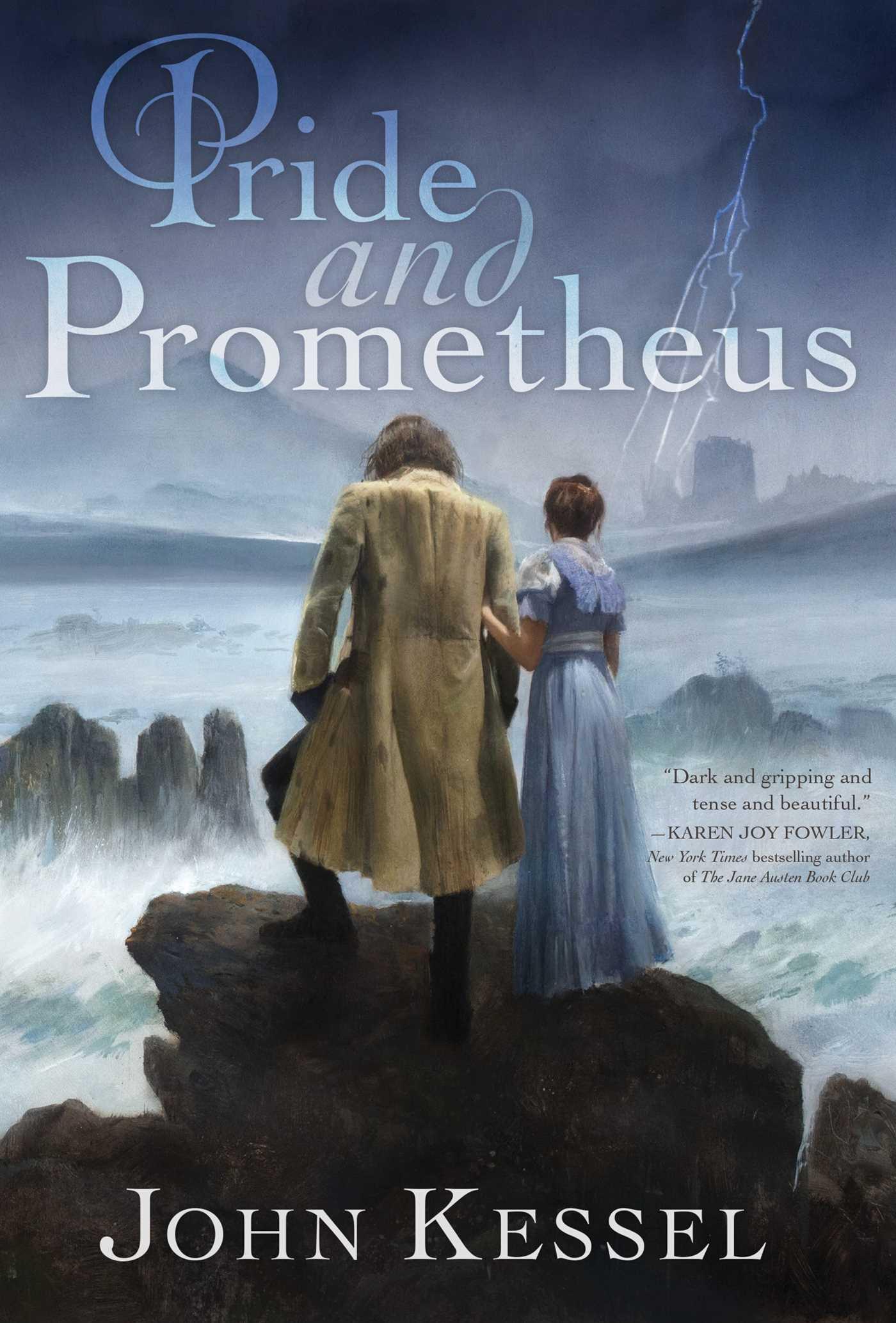 Pride and prometheus 9781481481496 hr