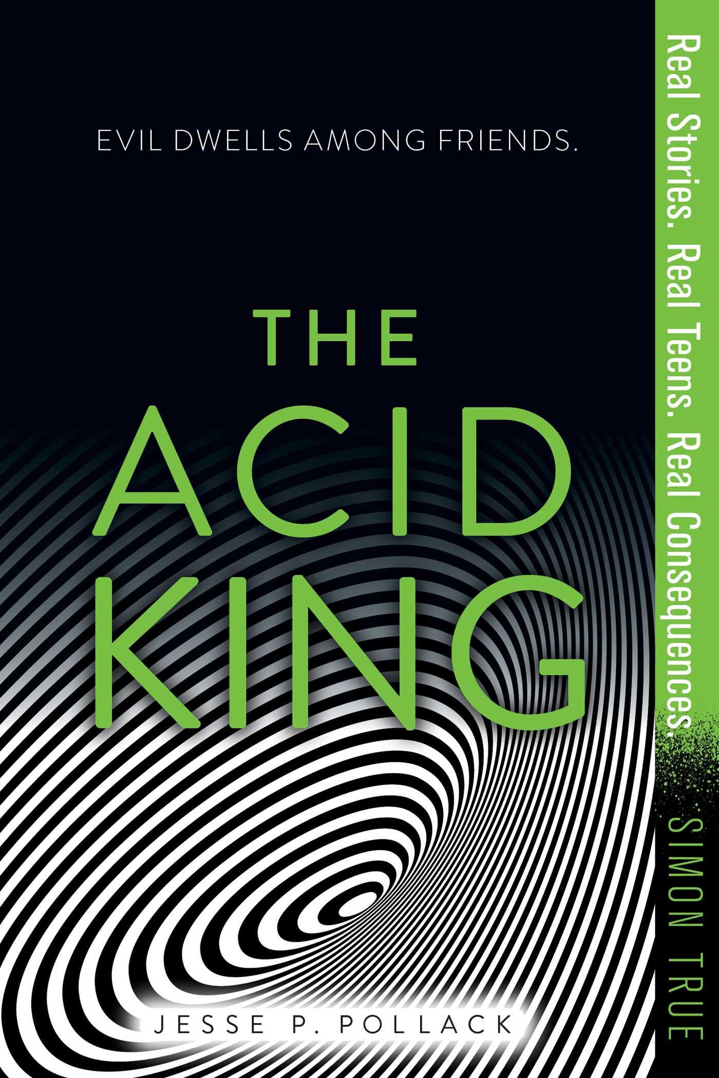 The acid king 9781481482288 hr