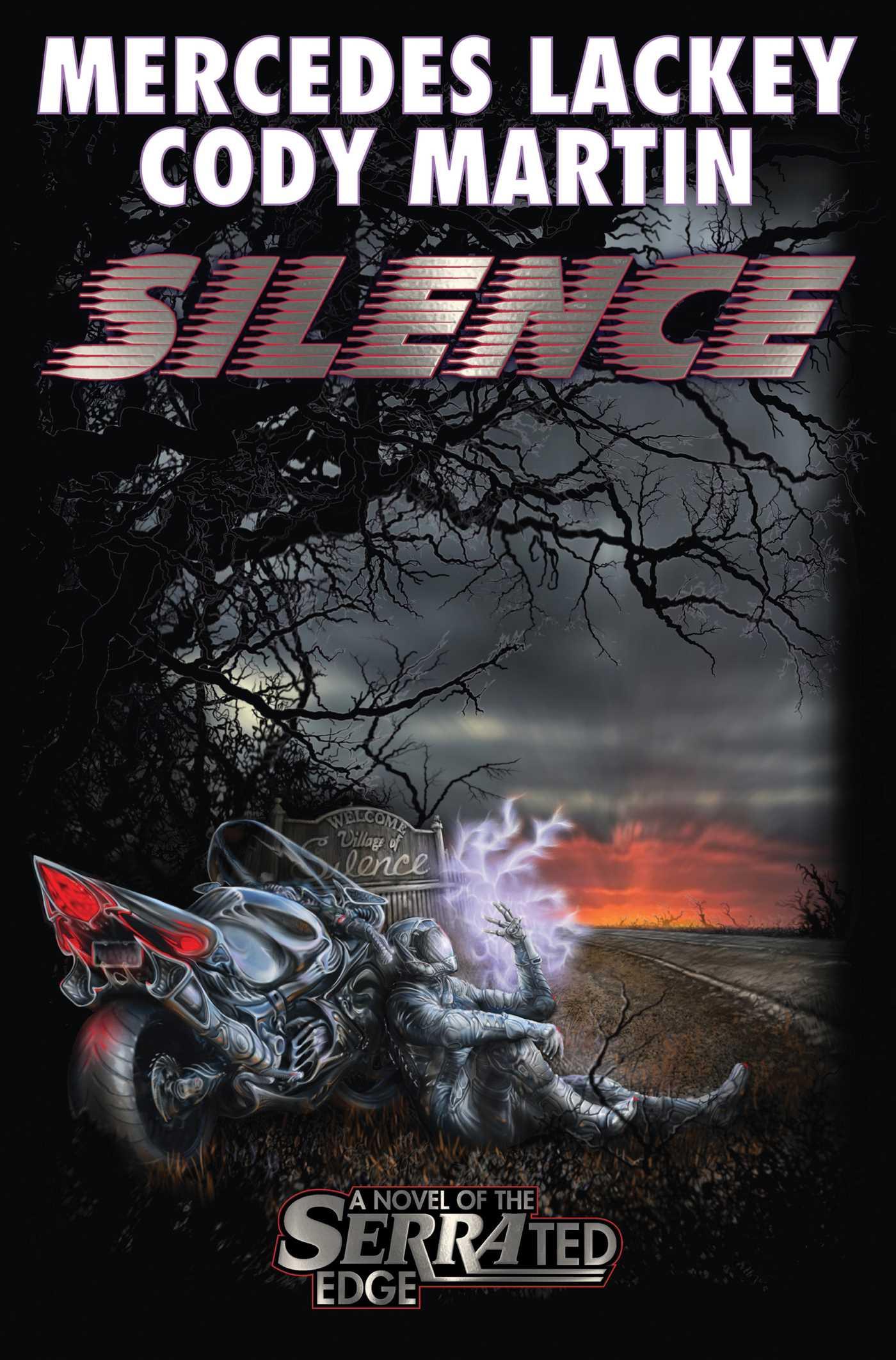 Silence 9781481482400 hr
