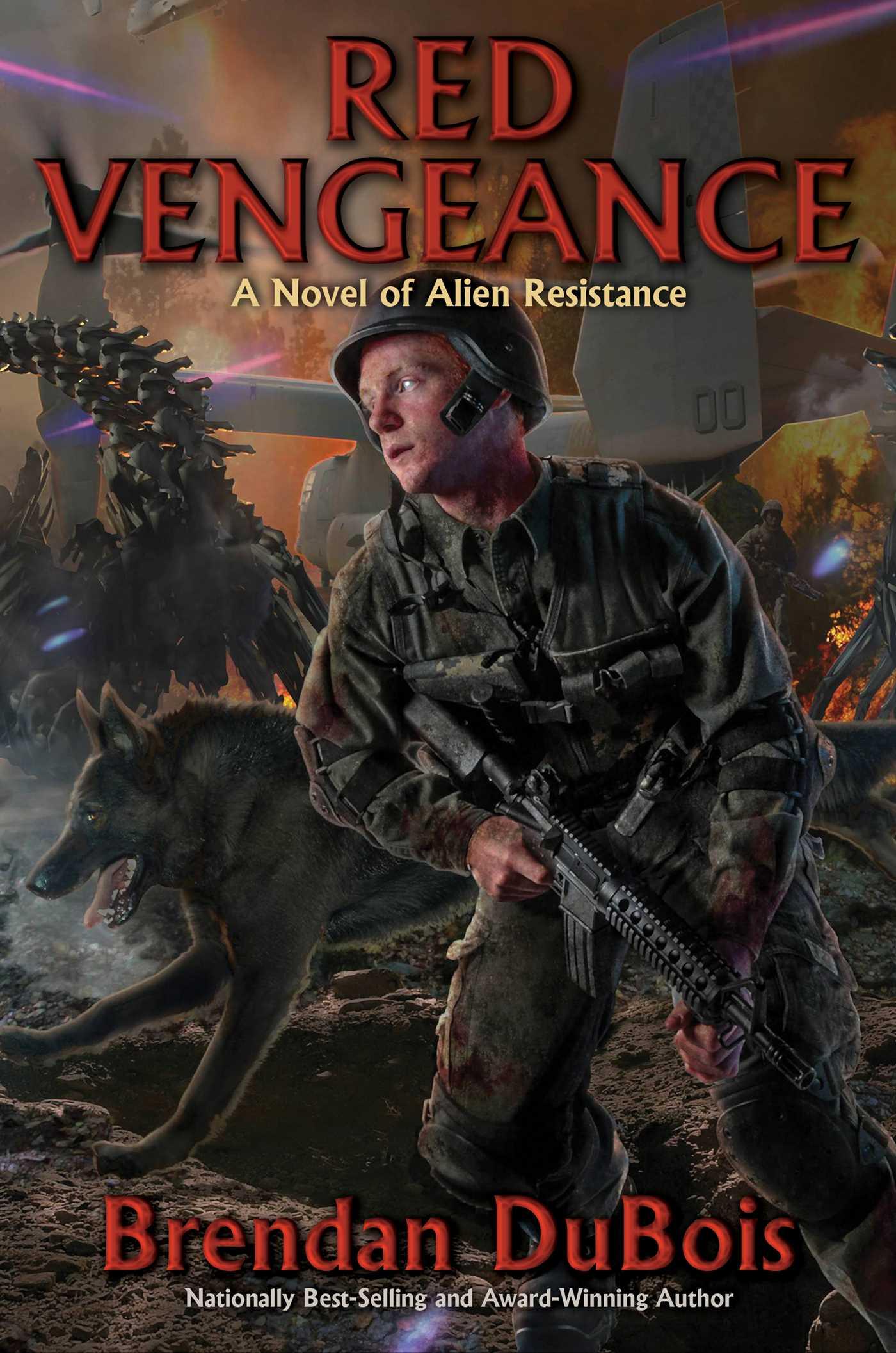 Red vengeance 9781481482493 hr