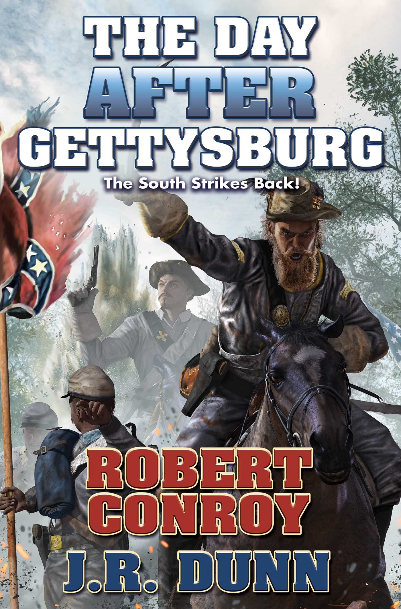 The day after gettysburg 9781481482516 hr