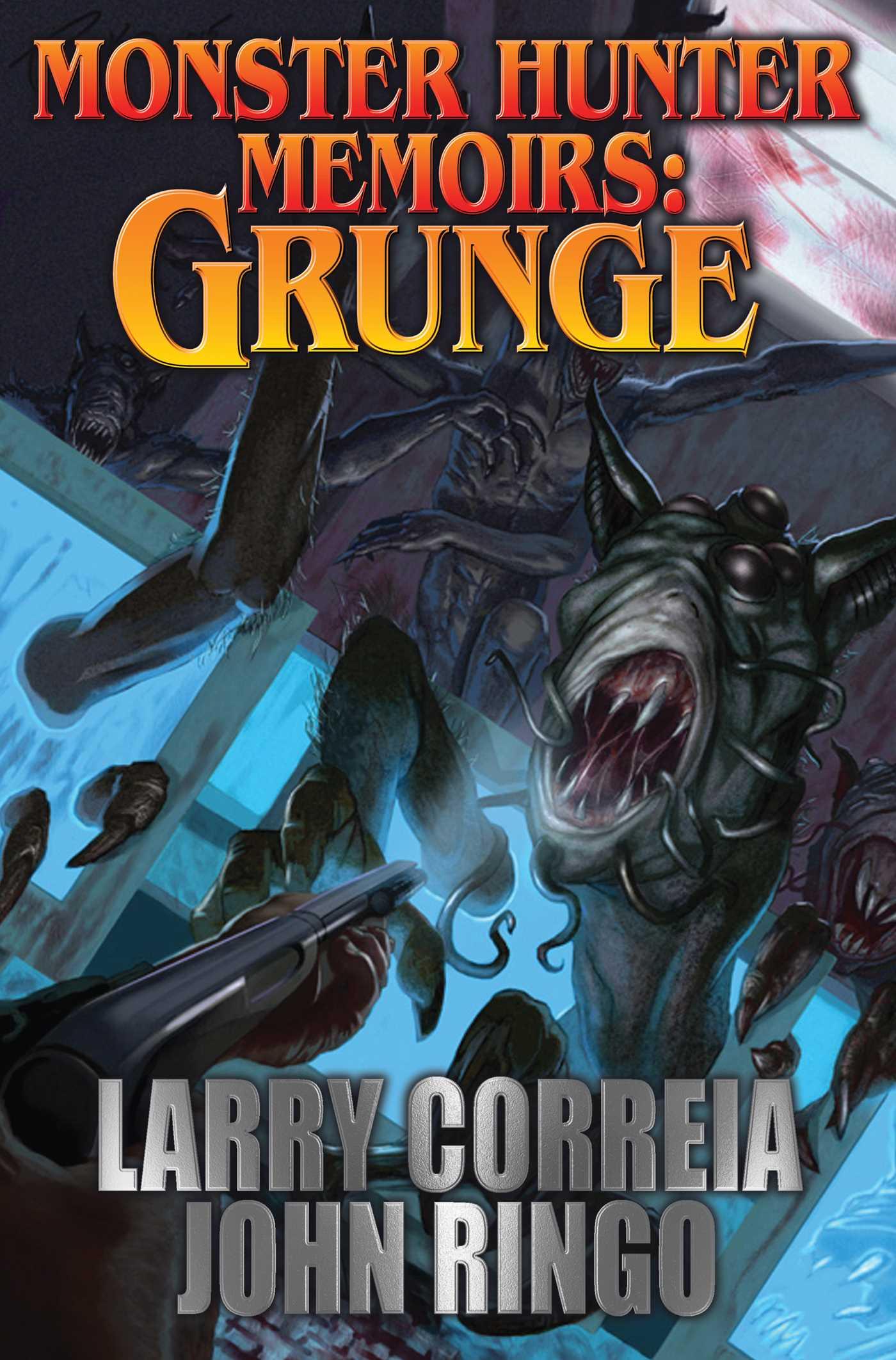 Monster hunter memoirs grunge 9781481482622 hr