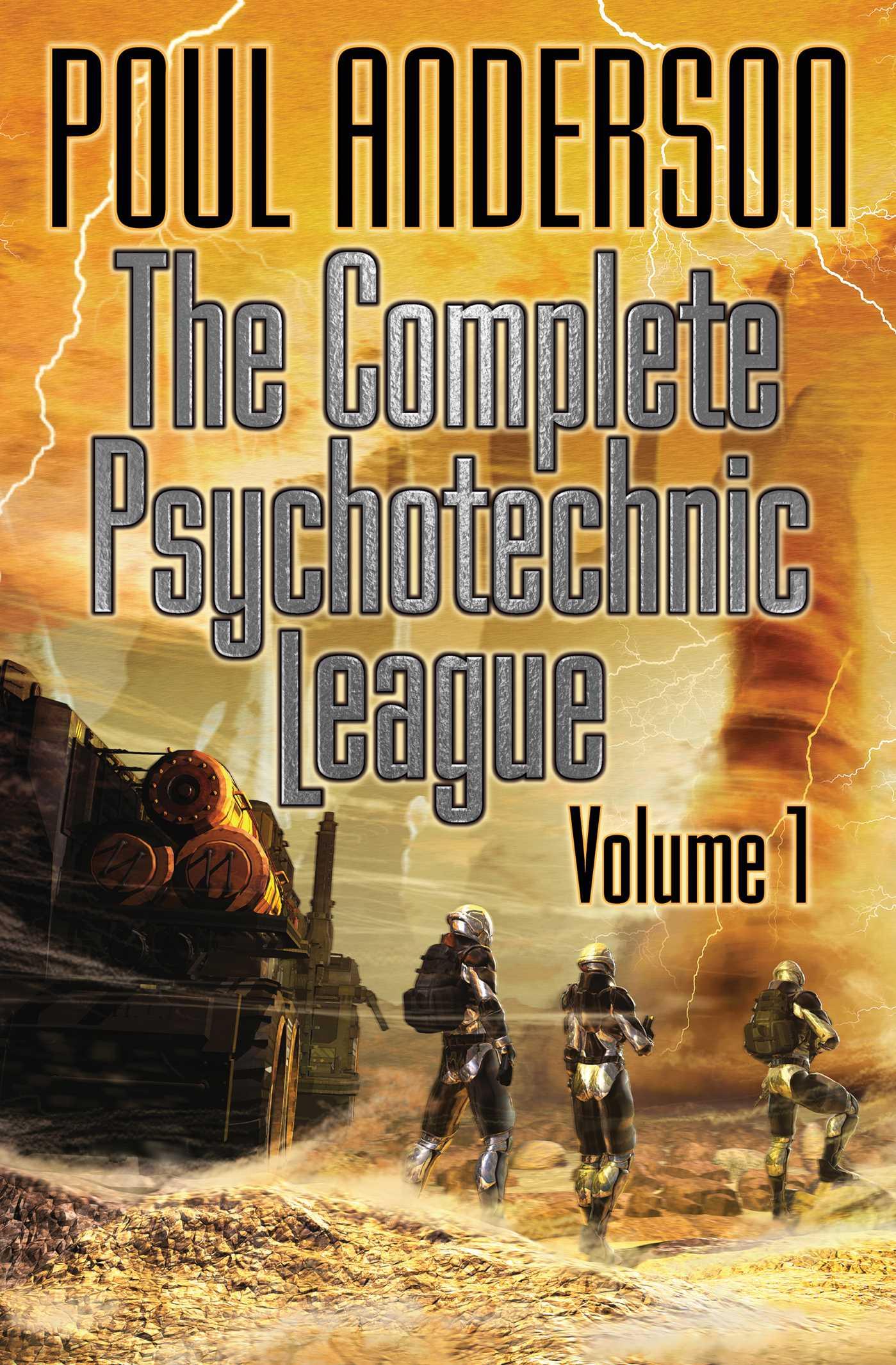 The complete psychotechnic league vol 1 9781481482844 hr