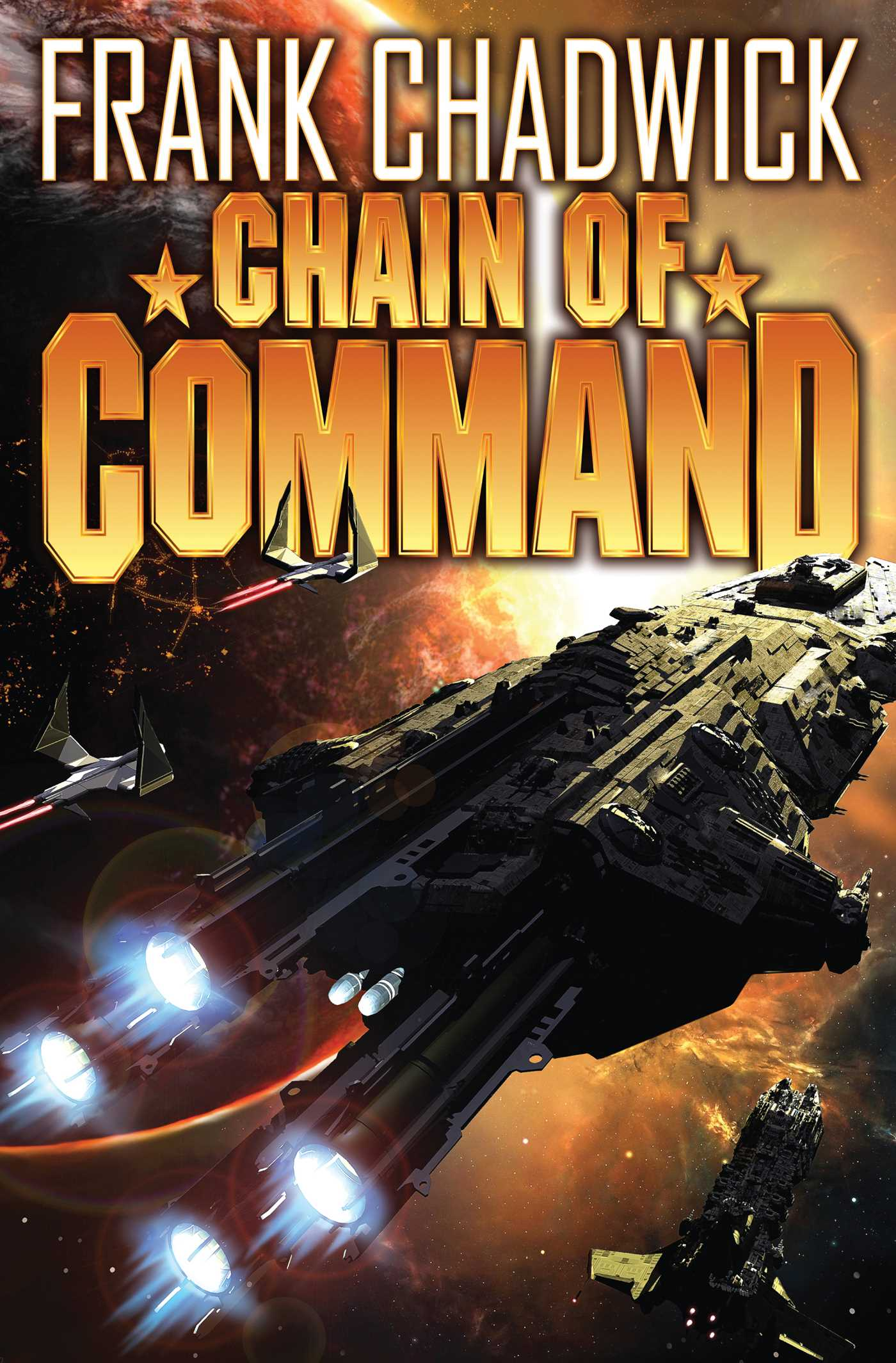 Chain of command 9781481482974 hr