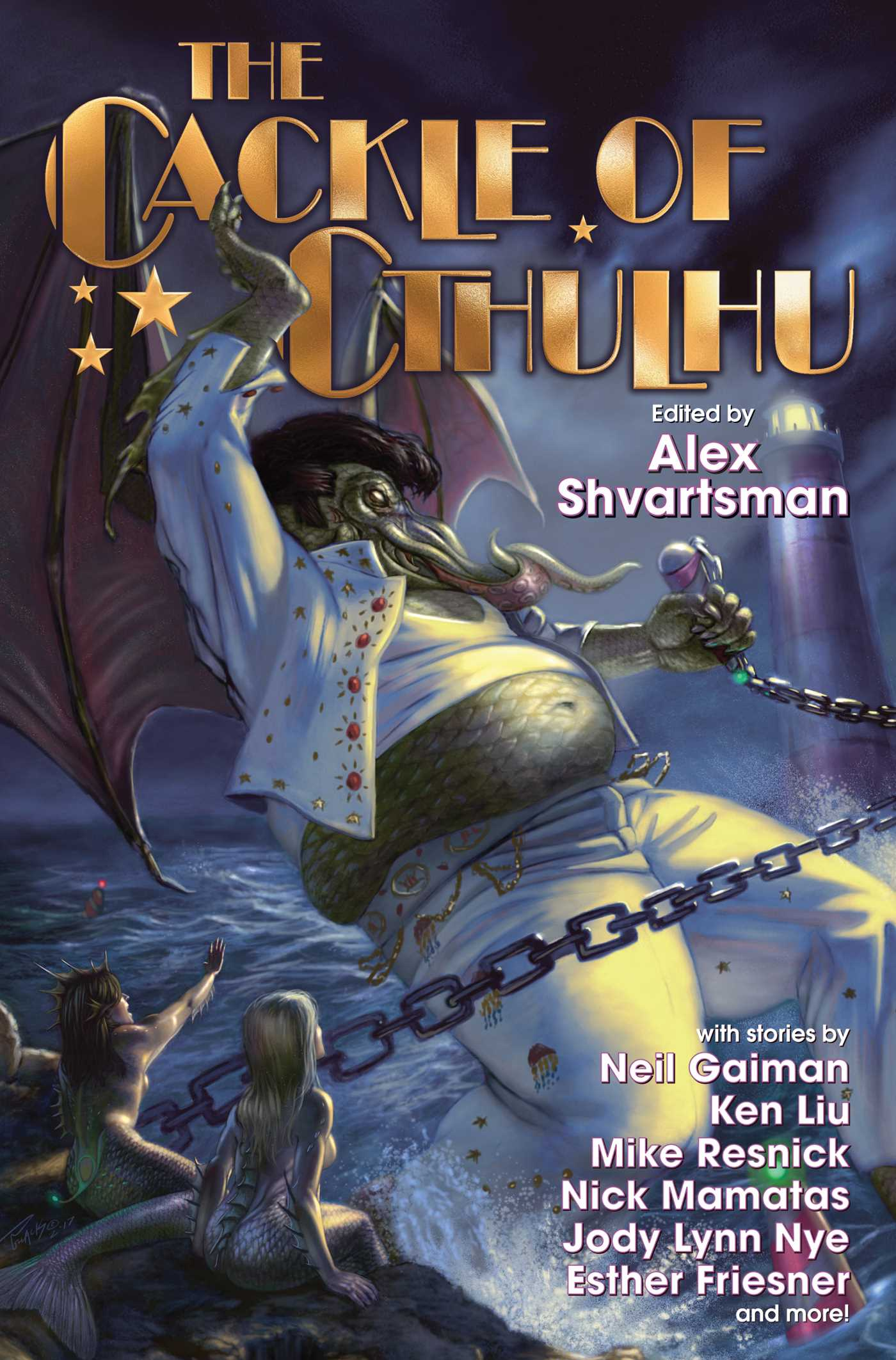 The cackle of cthulhu 9781481483001 hr