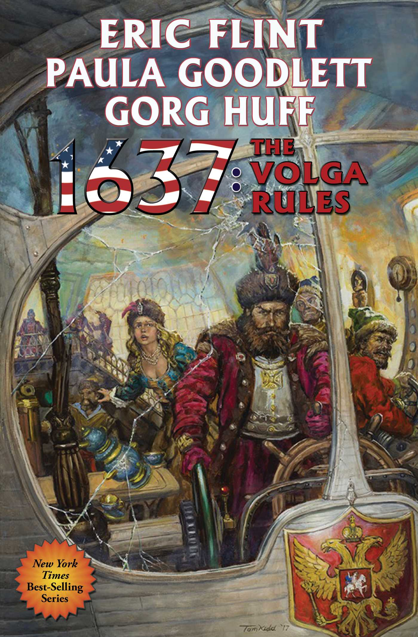 1637 the volga rules 9781481483032 hr